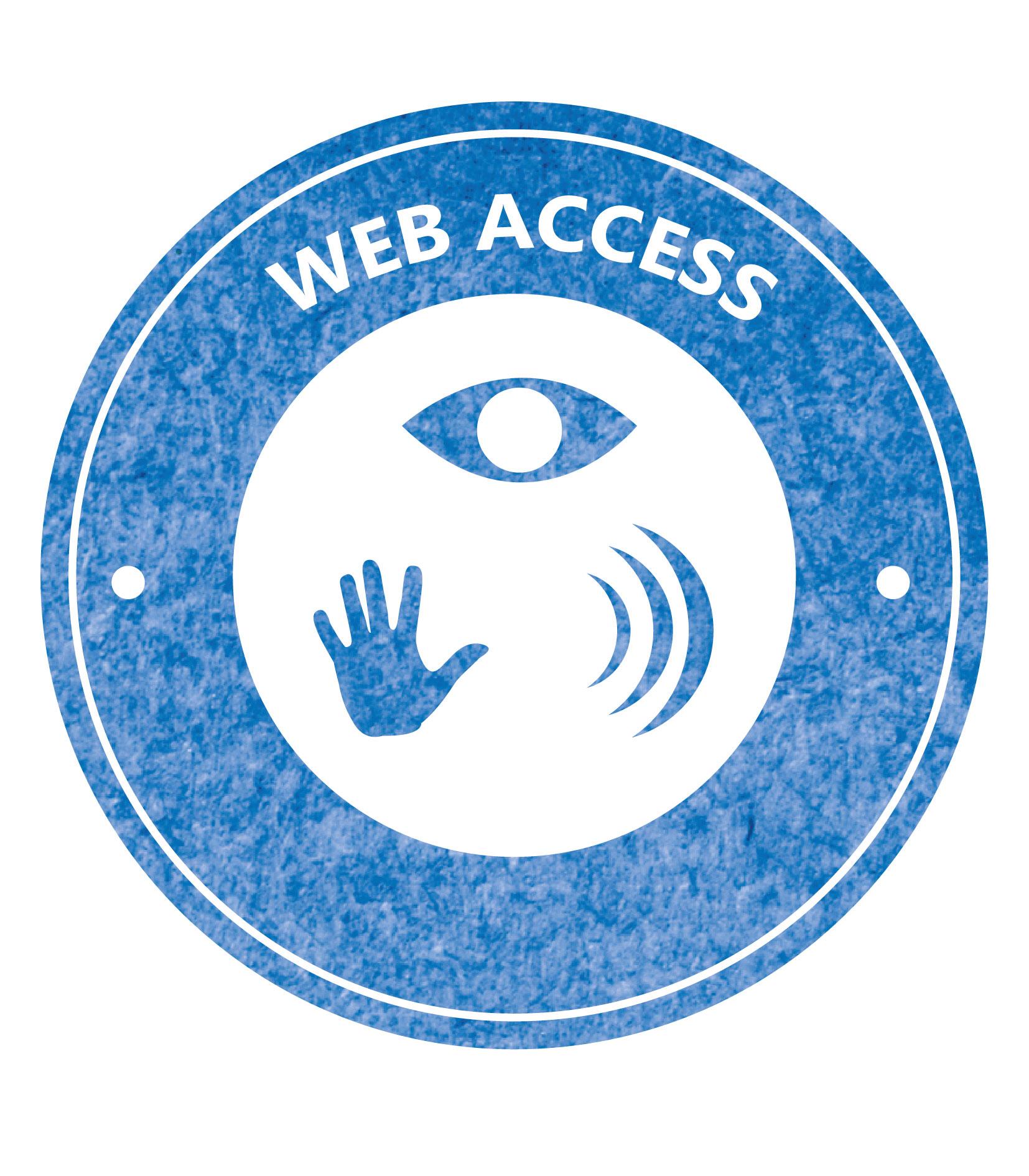 Distintivo de Accesibilidad WCAG 2.0, se abrirá en otra página