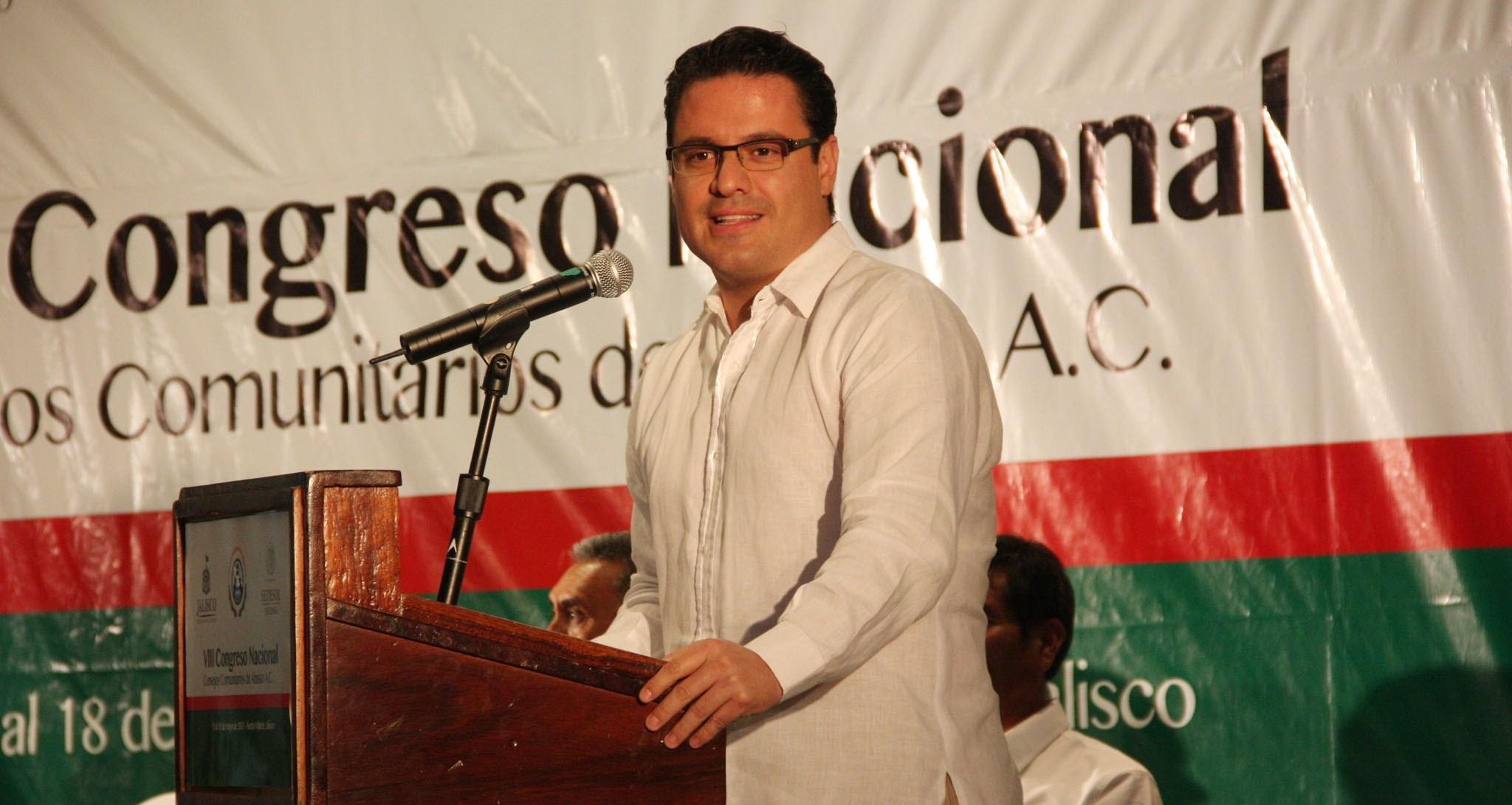 Inaugura Aristóteles Sandoval el VIII Congreso Nacional de Consejos Comunitarios de Abasto