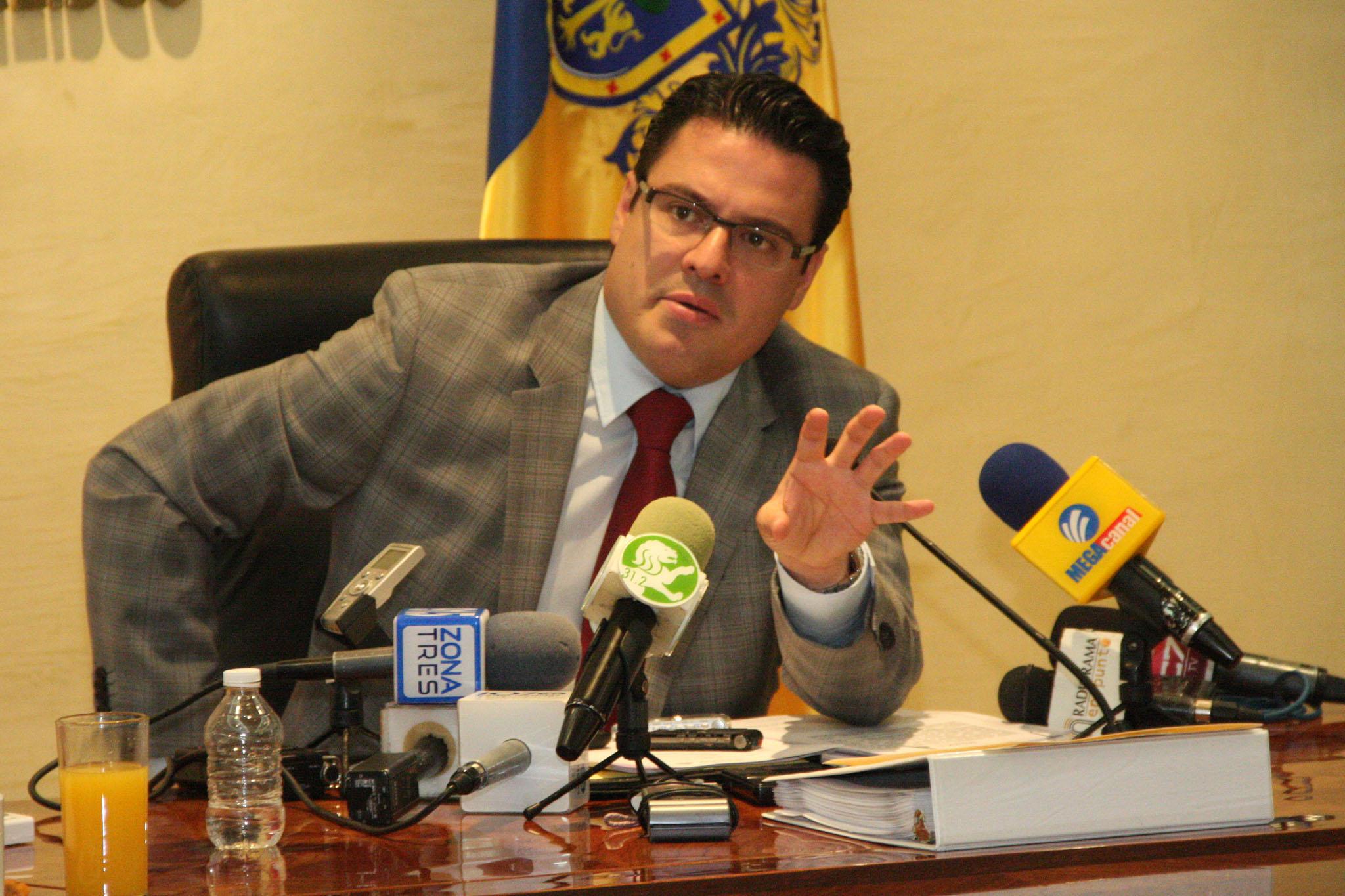 Acuerdan Gobernador y alcaldes lineamientos de la Fuerza Metropolitana.