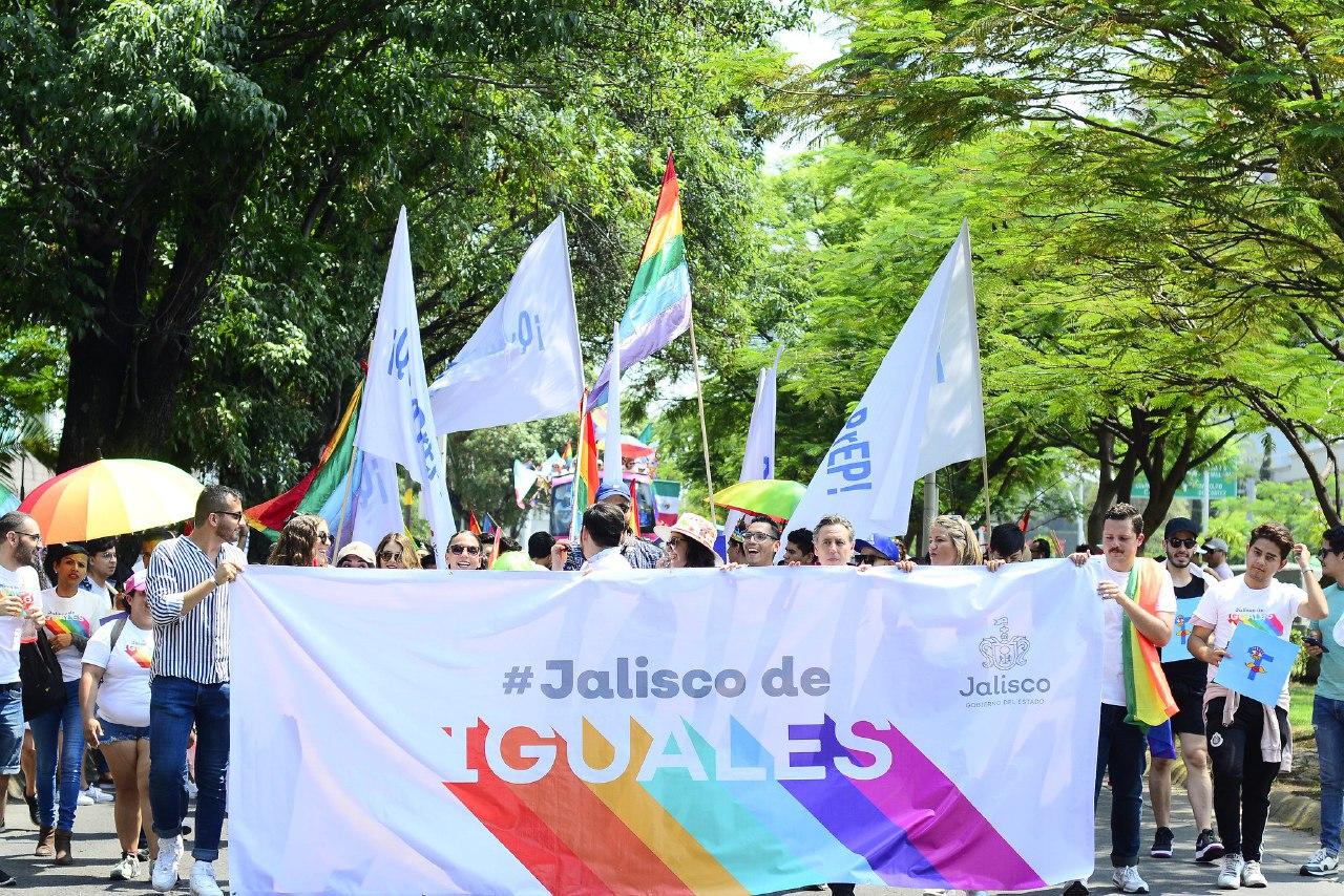 Gobierno de Jalisco continúa trabajando en pro de los derechos de la comunidad LGBTIQ+