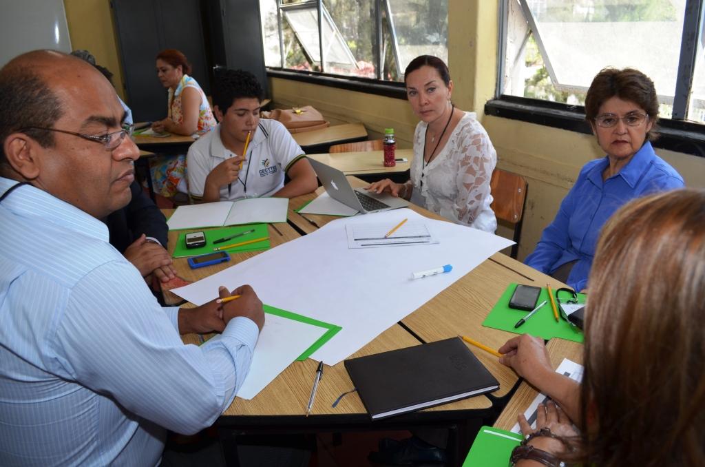 Realiza SE Mesas de Trabajo por Escuelas Libres de Acoso