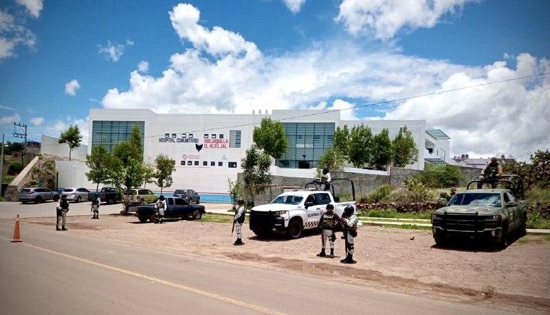 Se mantiene el reforzamiento de seguridad en la Zona Norte de Jalisco