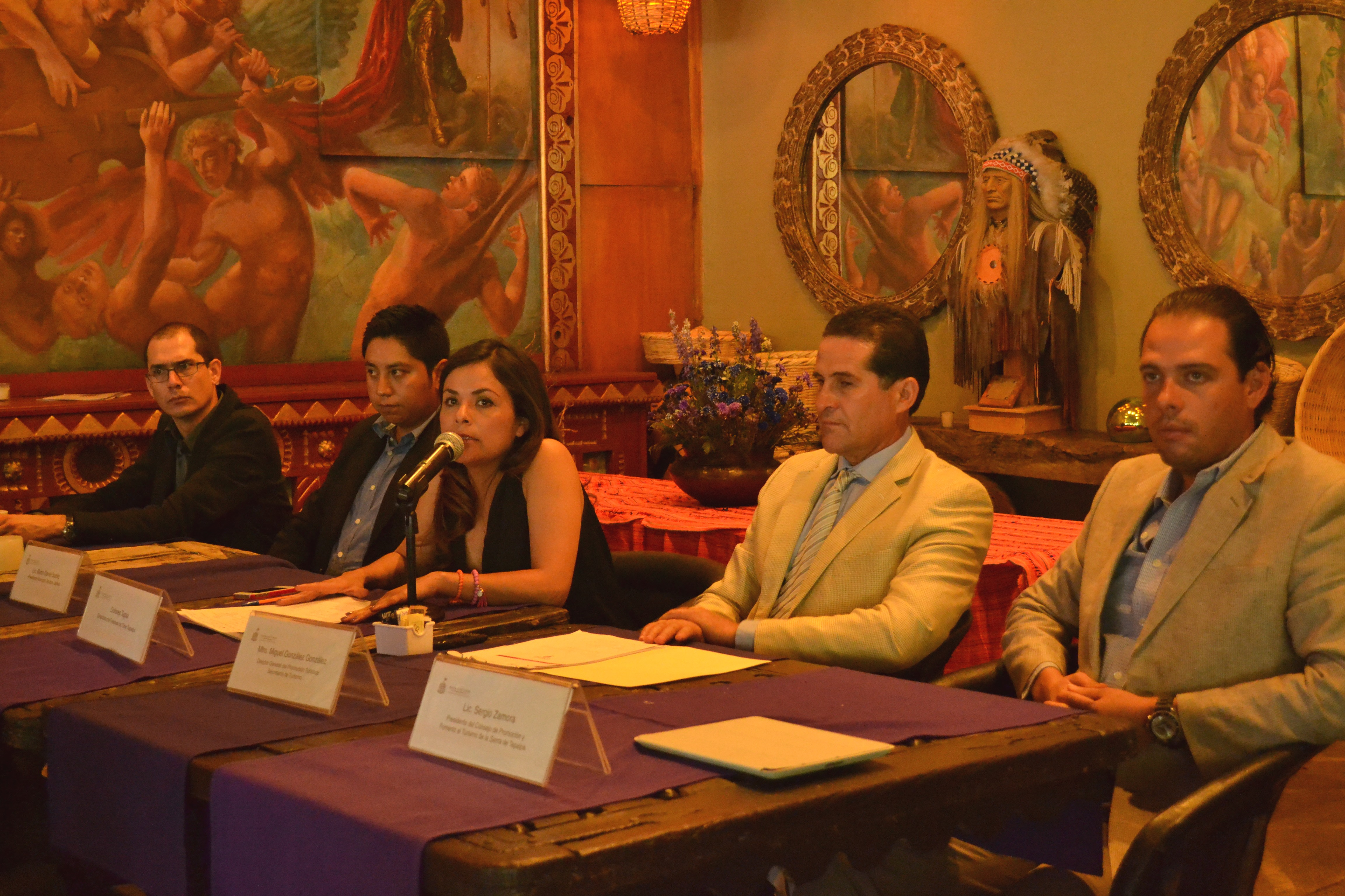 Todo listo para el 1er. Festival de Cine de Tapalpa