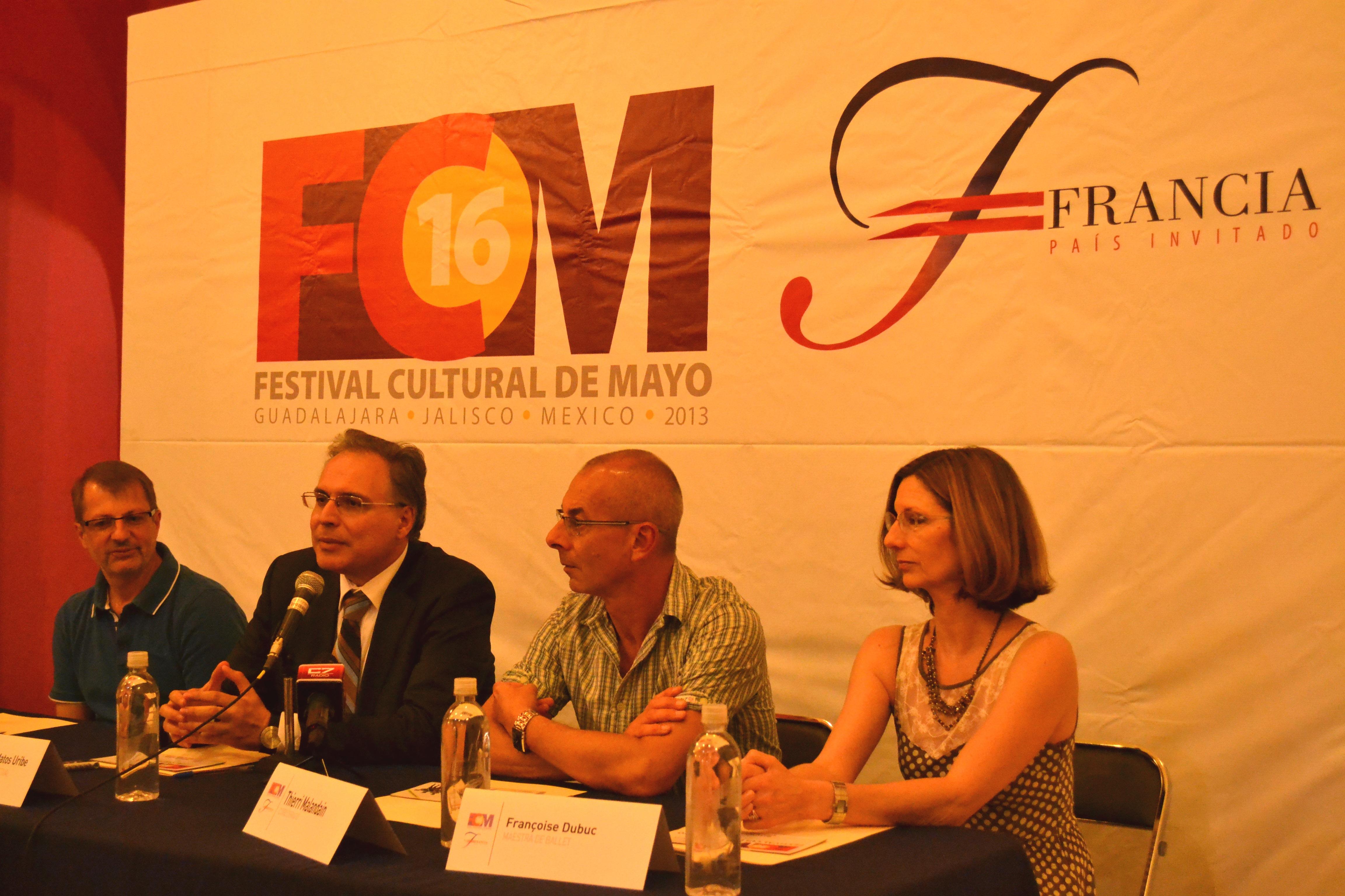 Inaugurará el Malandain Ballet Biarritz el Festival Cultural el Mayo