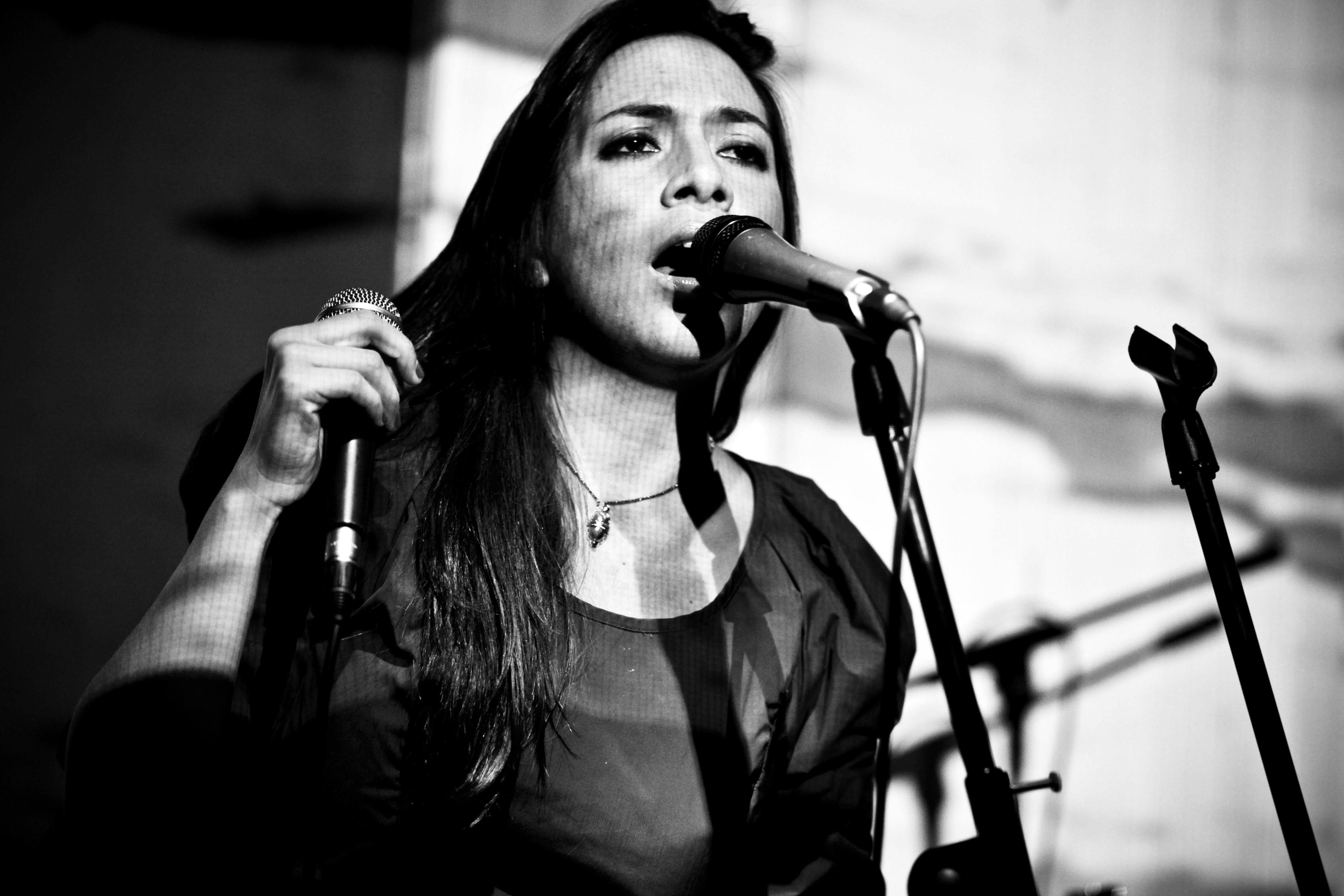 """Valentina González presenta sus """"Canciones para un hombre"""" en el  Festival Cultural de Mayo"""