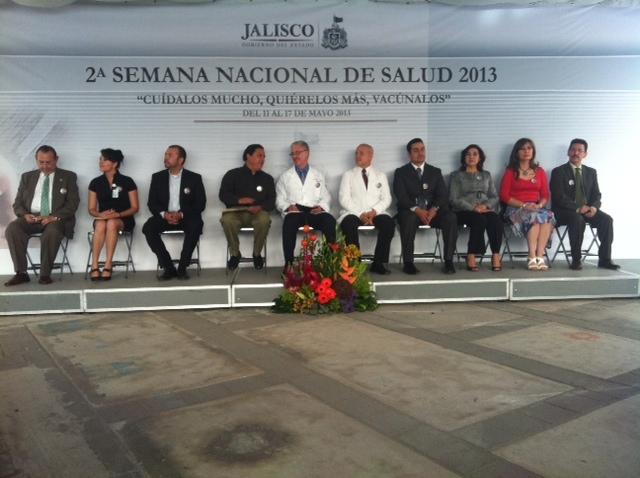 La SSJ inaugura la segunda Semana Nacional de Salud