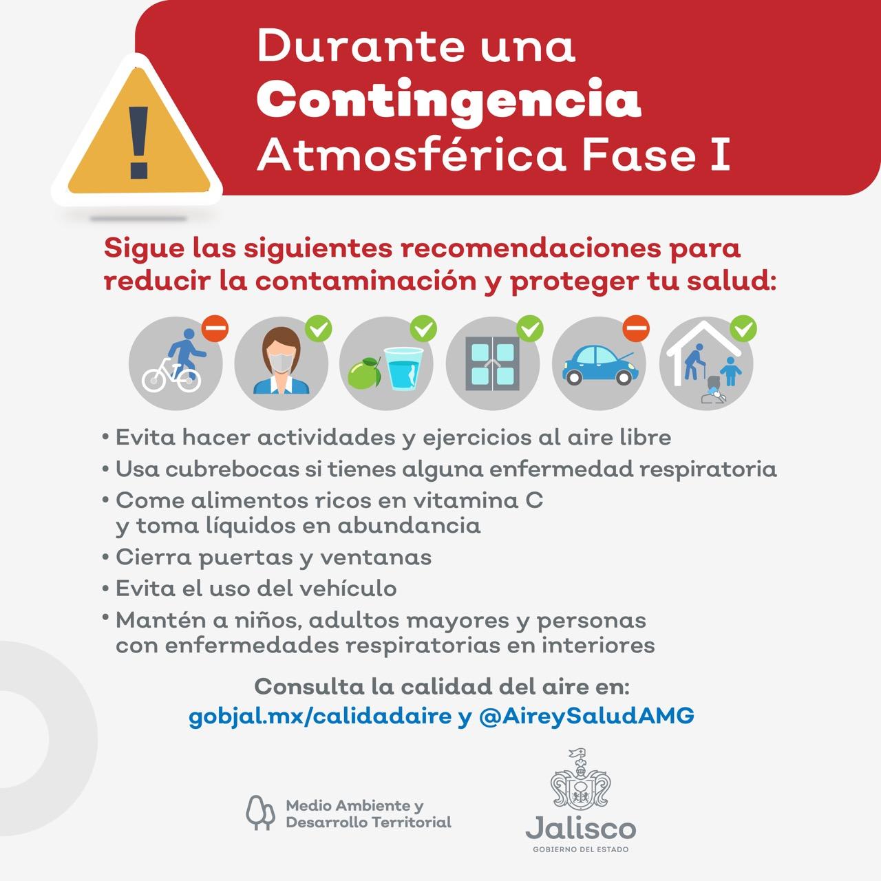 Activa SEMADET Contingencia Atmosférica en Las Pintas