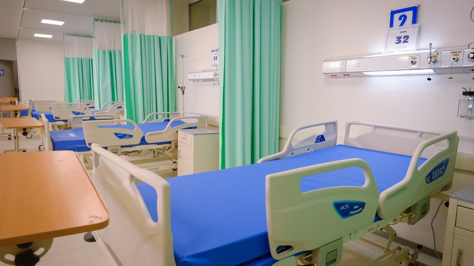 """Aumenta capacidad hospitalaria para pacientes COVID en la Unidad Geriátrica del Hospital General de Occidente """"Zoquipan"""""""