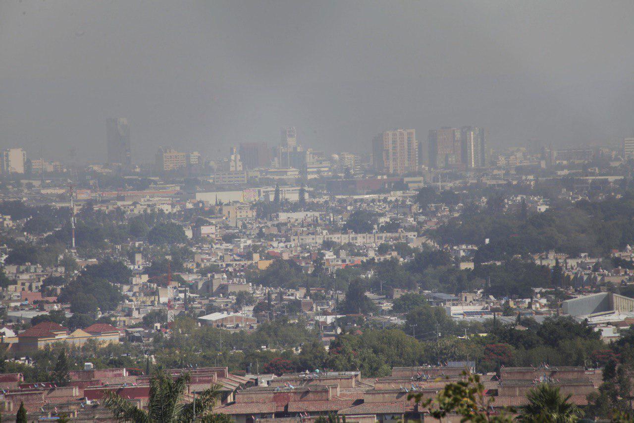 Semadet exhorta a la ciudadanía a cuidar la calidad del aire y proteger la salud