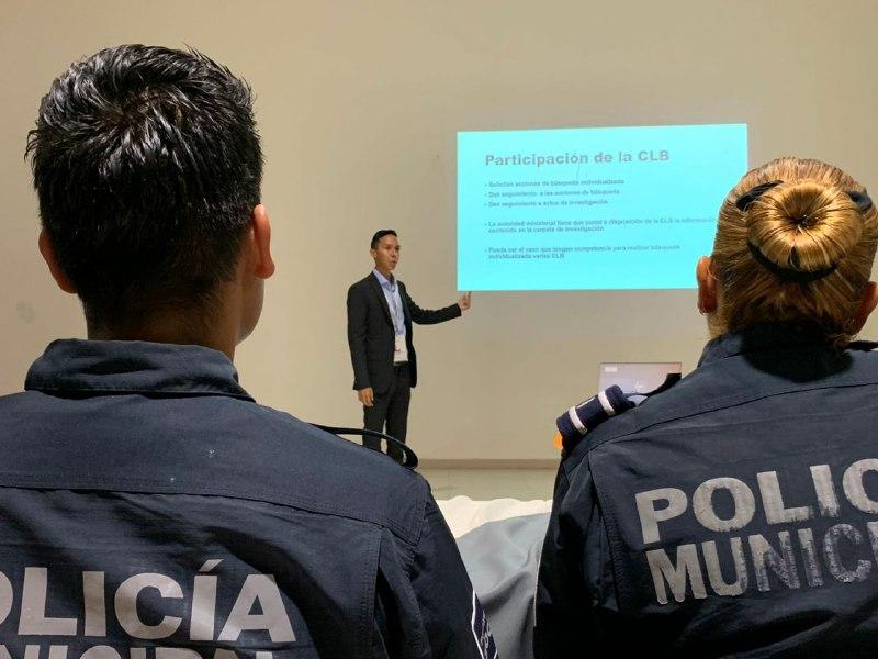 Comisión de Búsqueda brinda capacitación a Grupos de Búsqueda Municipales de las Regiones Ciénega y Centro