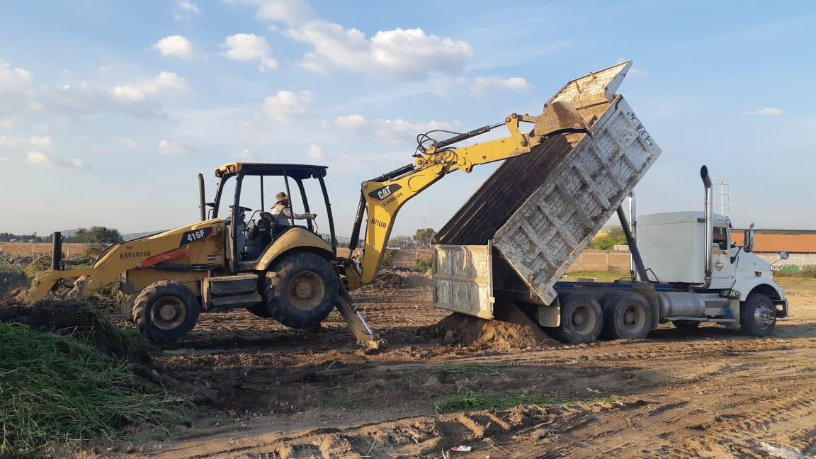 SGIA invierte 91 mdp en acciones para canal y presa Las Pintas