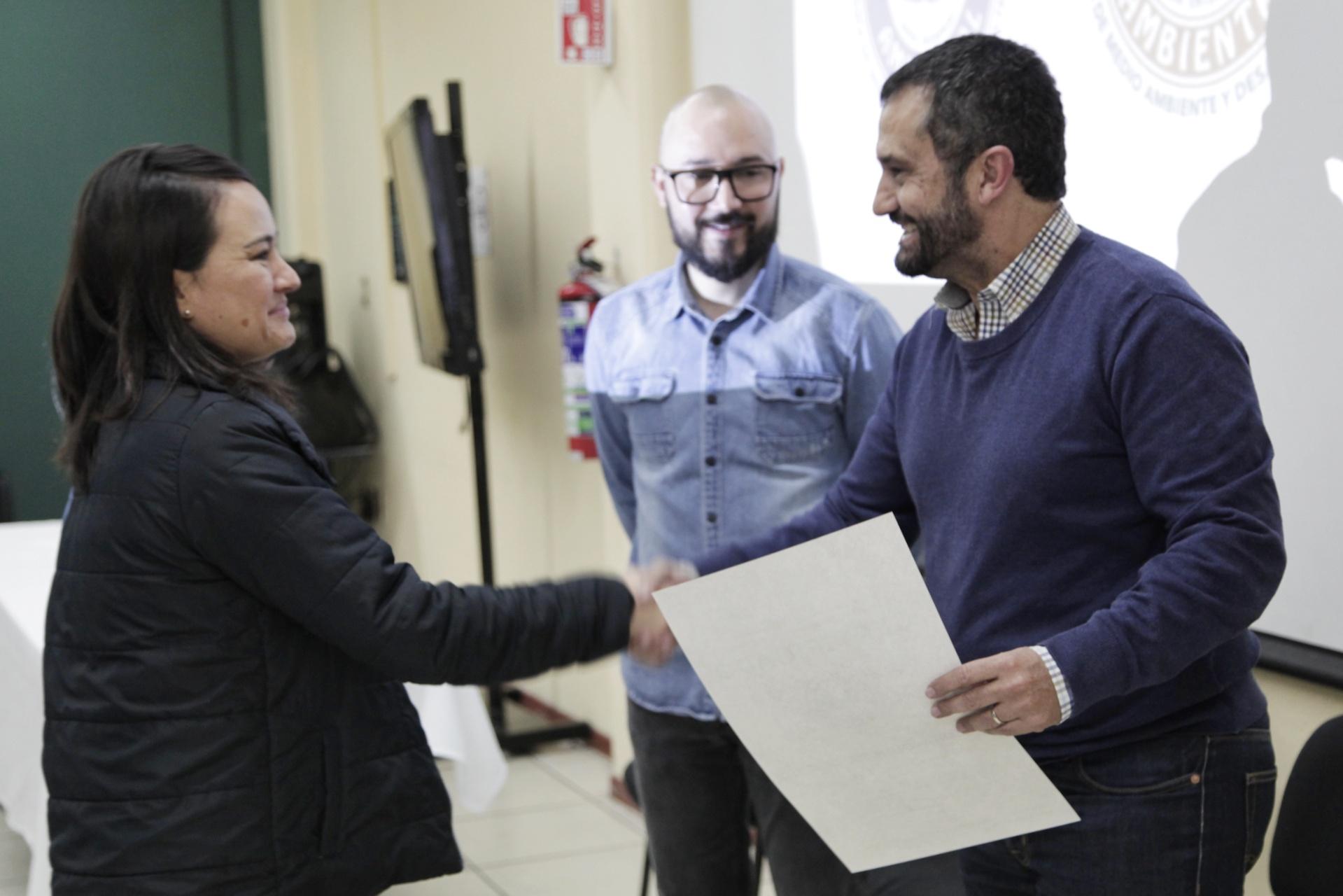 Entrega Semadet certificados del Programa de Cumplimiento Ambiental Voluntario