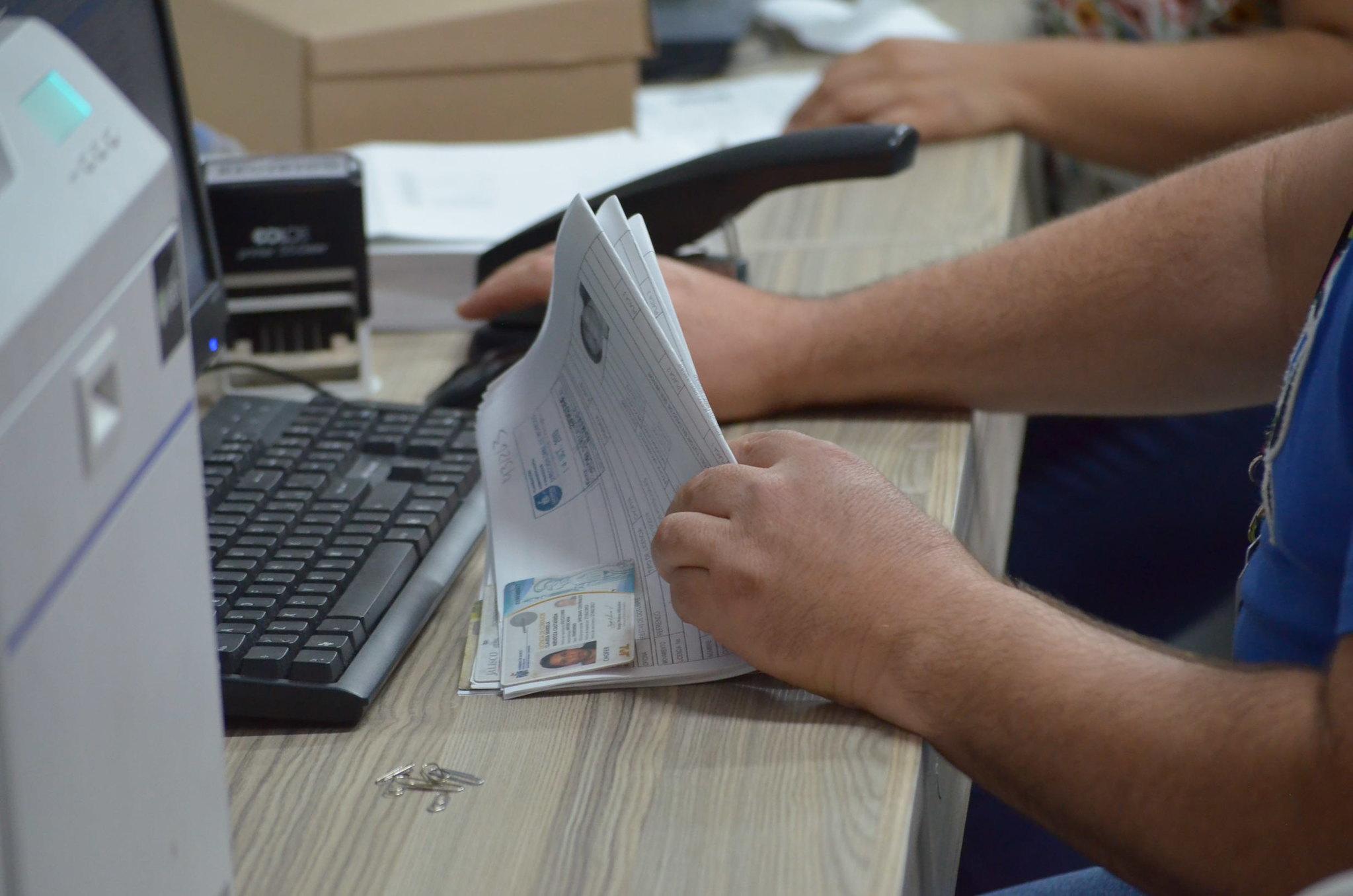 Gracias a la descentralización y ampliación de horarios, durante este año se expidieron más licencias de conducir
