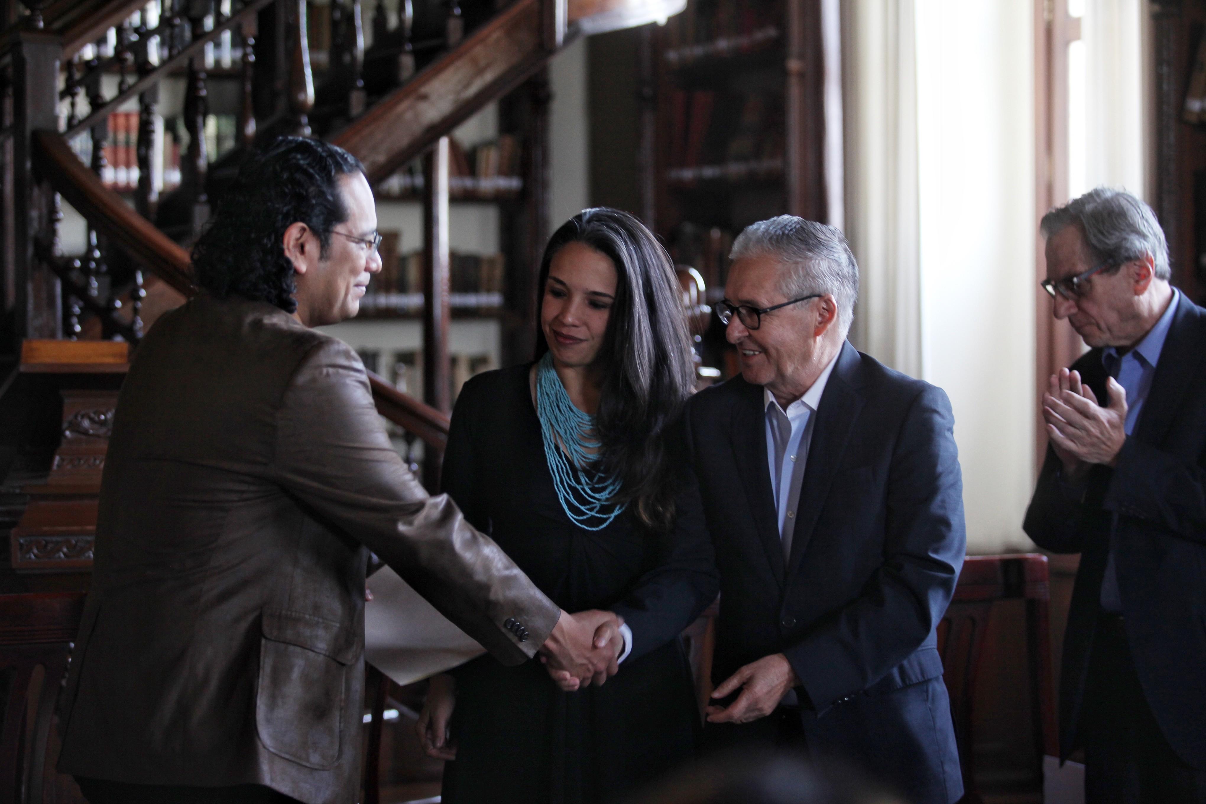 """Entrega Cultura Jalisco Premio Nacional de Cuento """"Agustín Yáñez"""""""