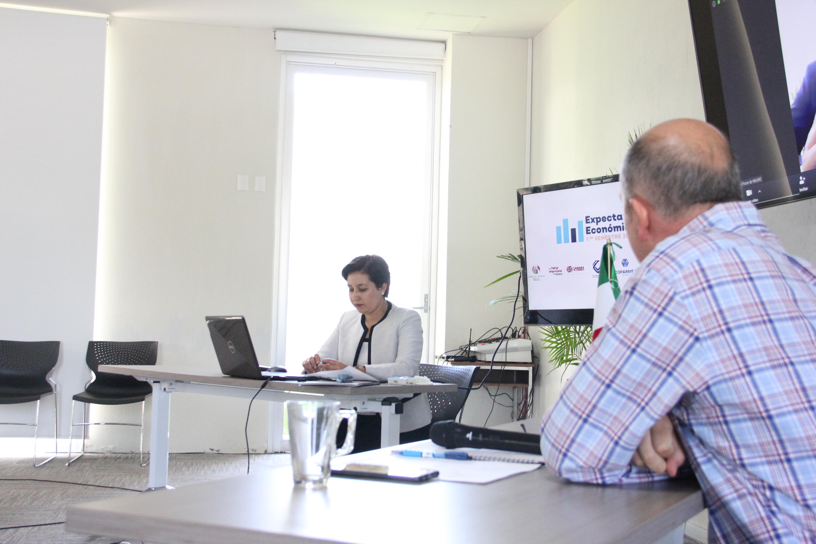 IIEG presenta el Estudio de Expectativas Económicas del Sector Privado Jalisciense