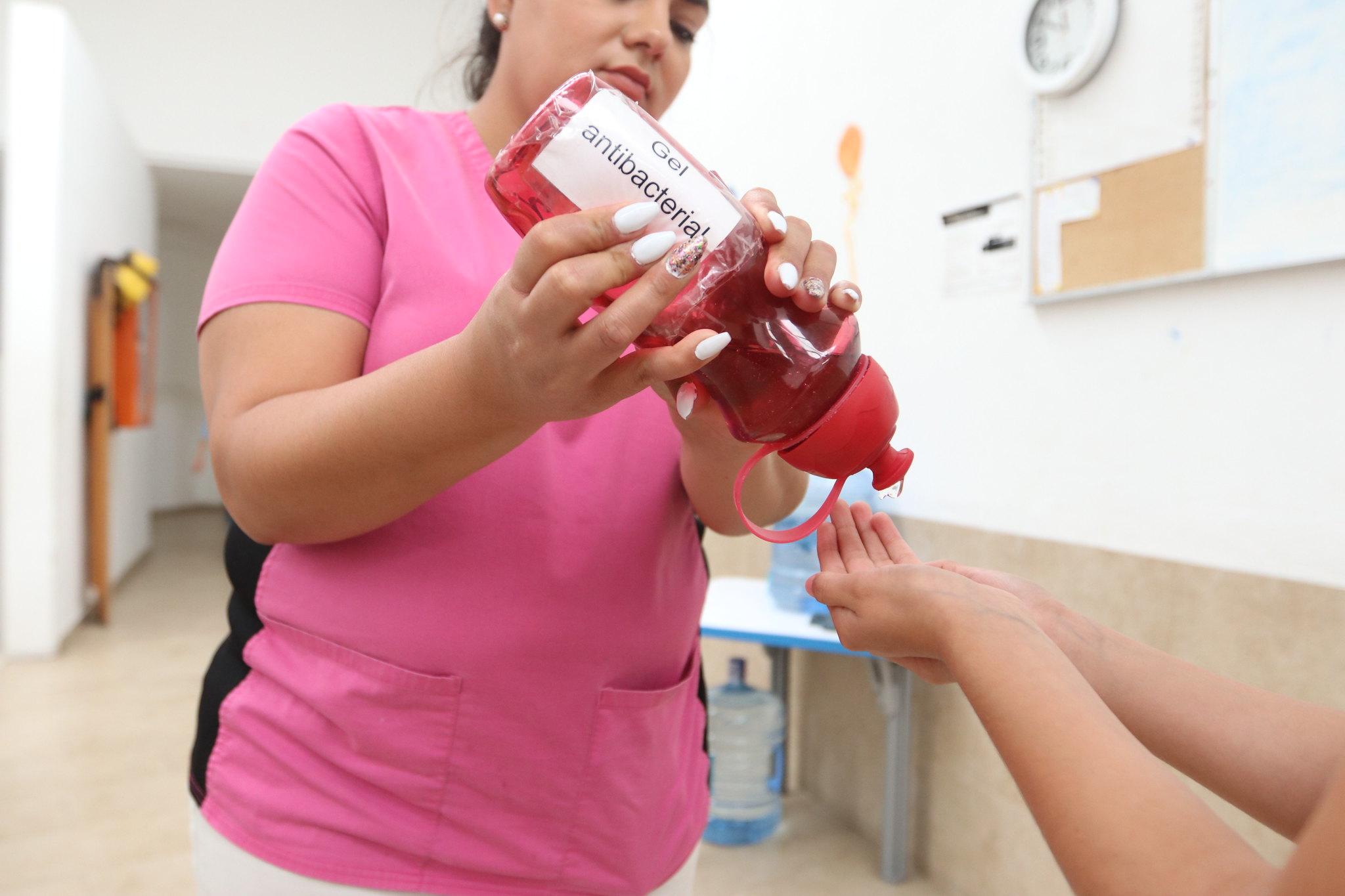 Continúa DIF Jalisco con medidas preventivas ante COVID-19 en centros que atienden a niñas, niños y adolescentes