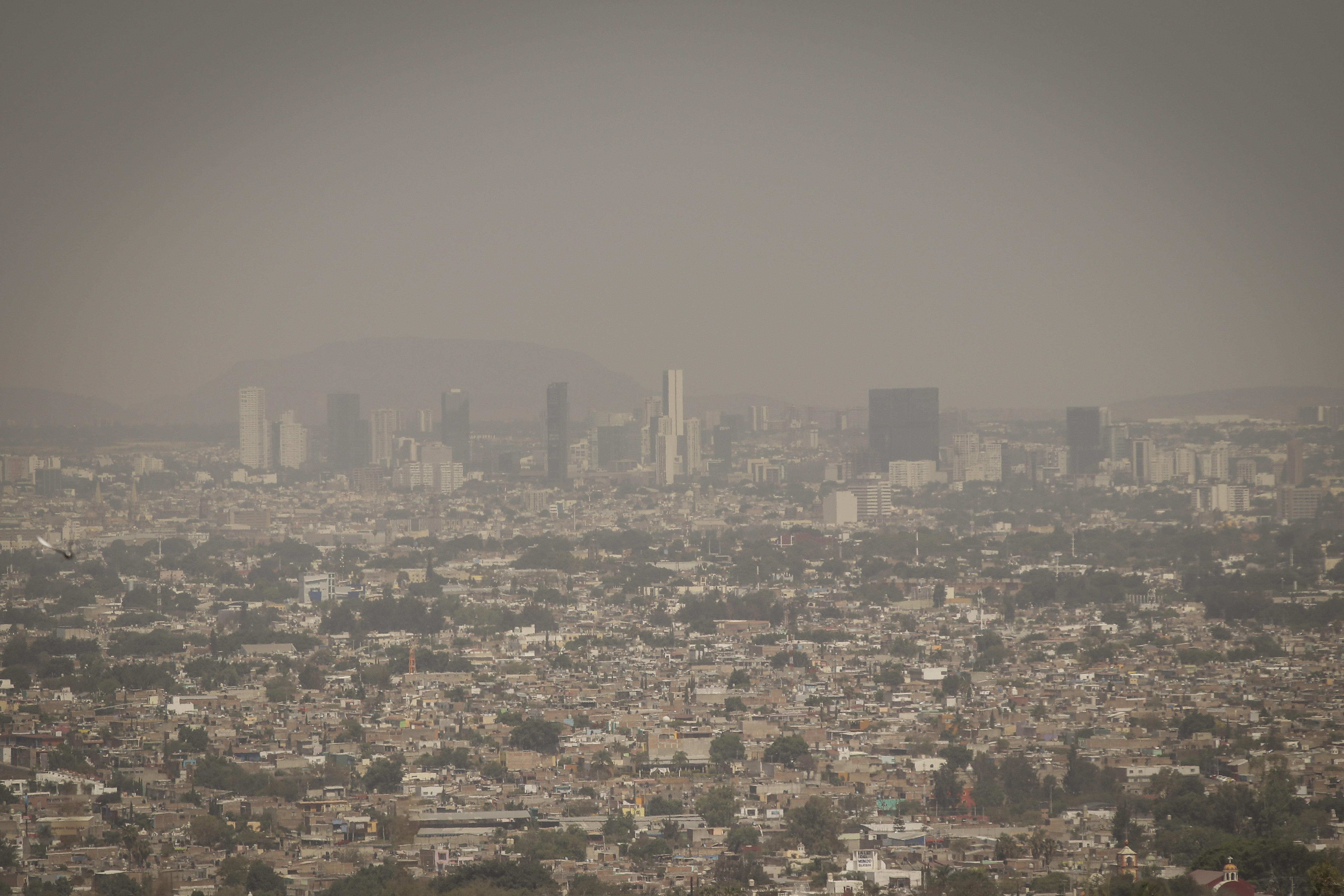 Semadet y ARIA Technologies desarrollarán plataforma de modelación y predicción de calidad del aire