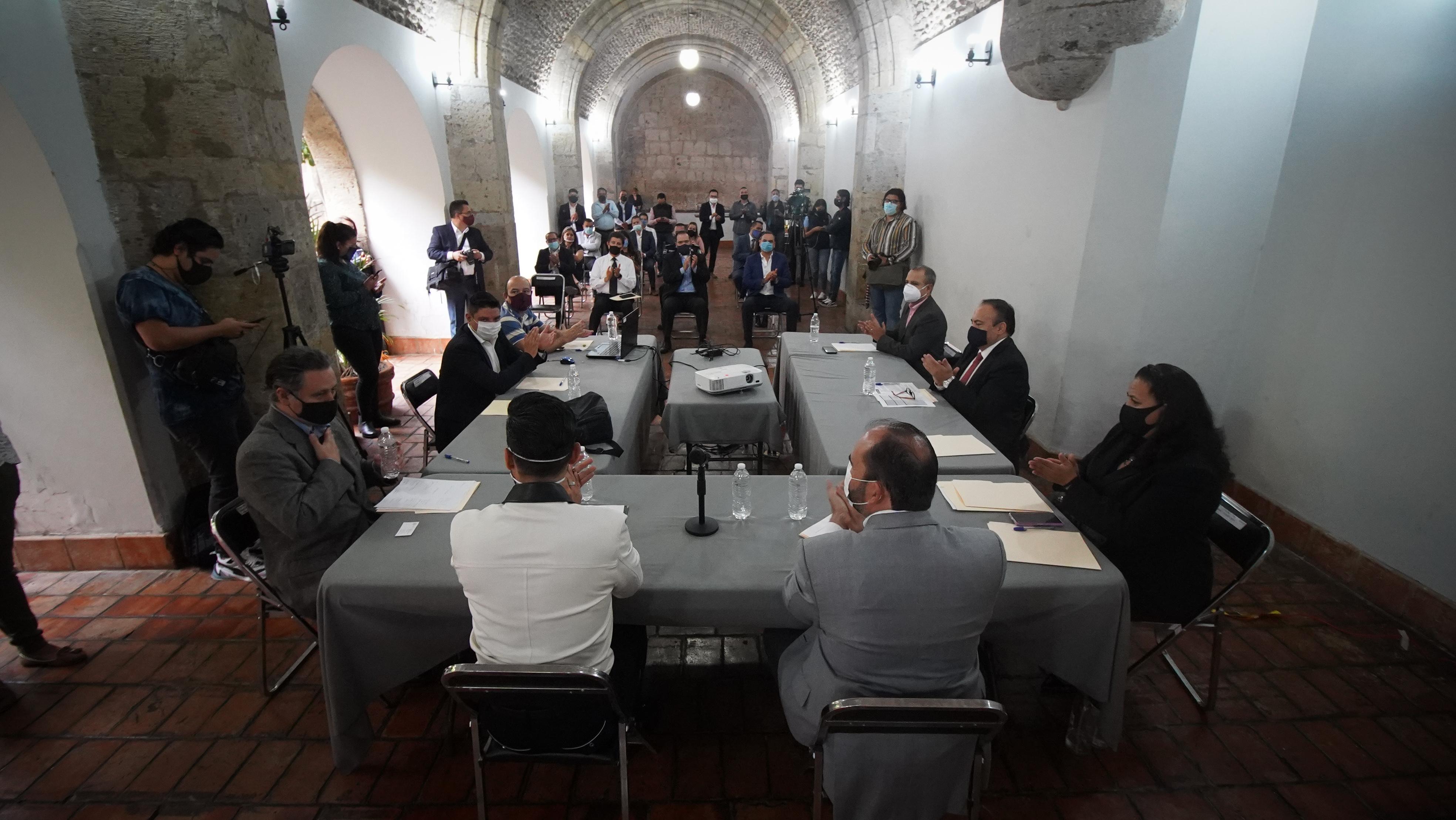 Colabora SSAS en la estrategia integral de Seguridad y Justicia Cívica en Tonalá