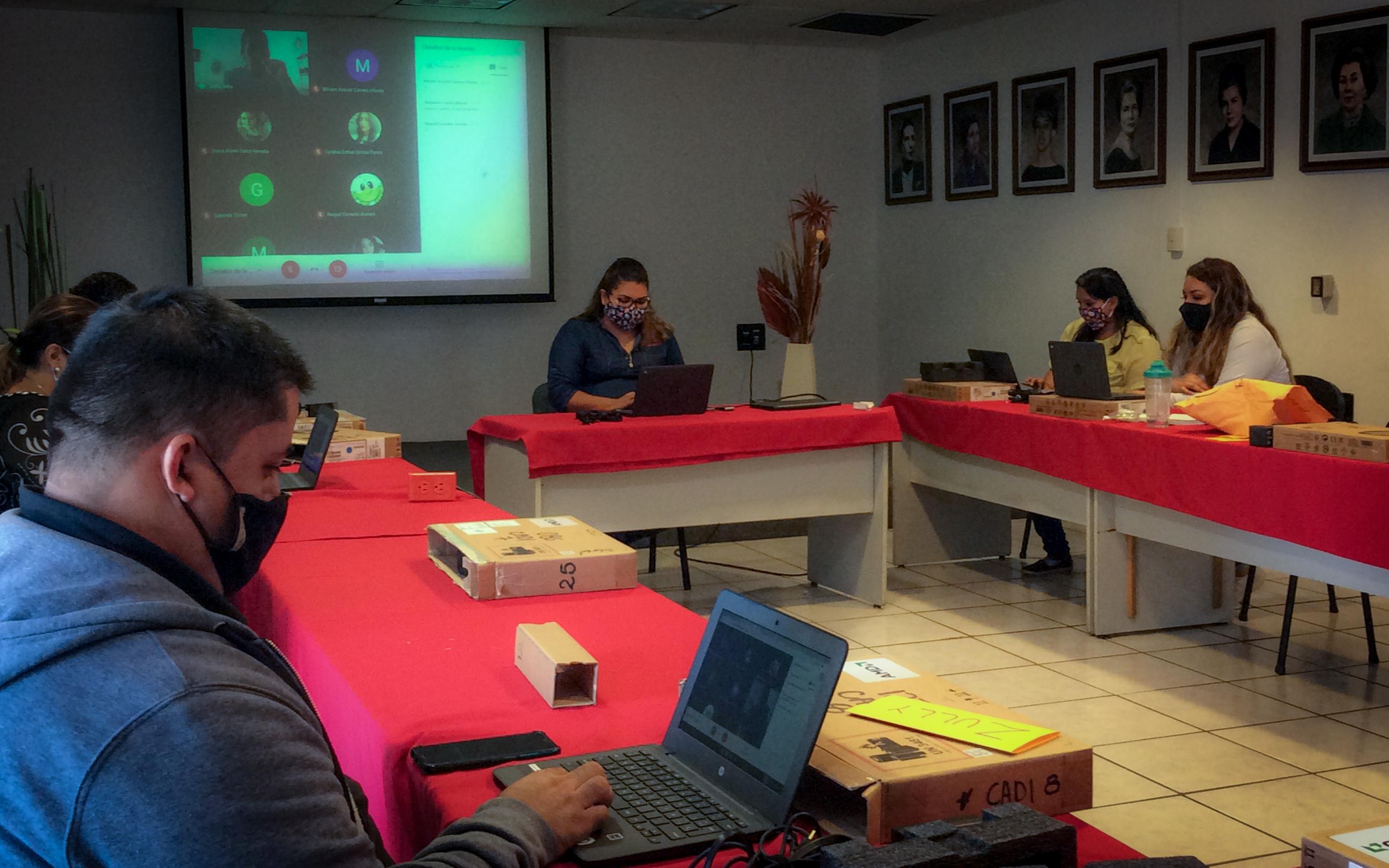 Con Google for Education menores de Cien Corazones desarrollarán capacidades