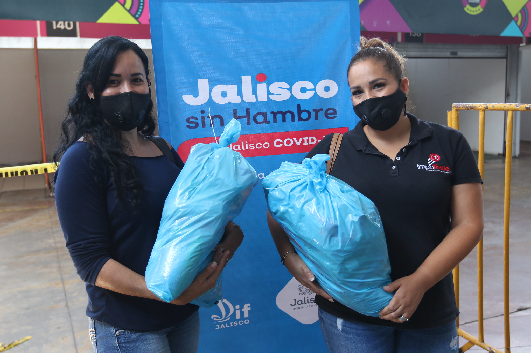 Esta semana DIF Jalisco benefició a más de 6 mil personas a través de Jalisco sin Hambre