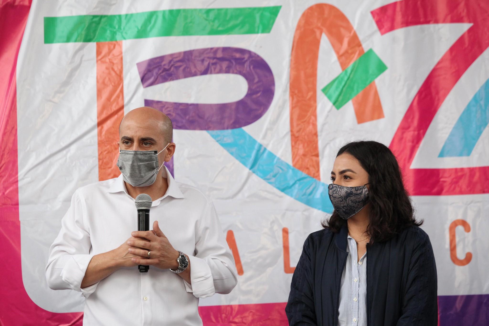 Equipo de Traza Jalisco está por concluir obras en Guadalajara