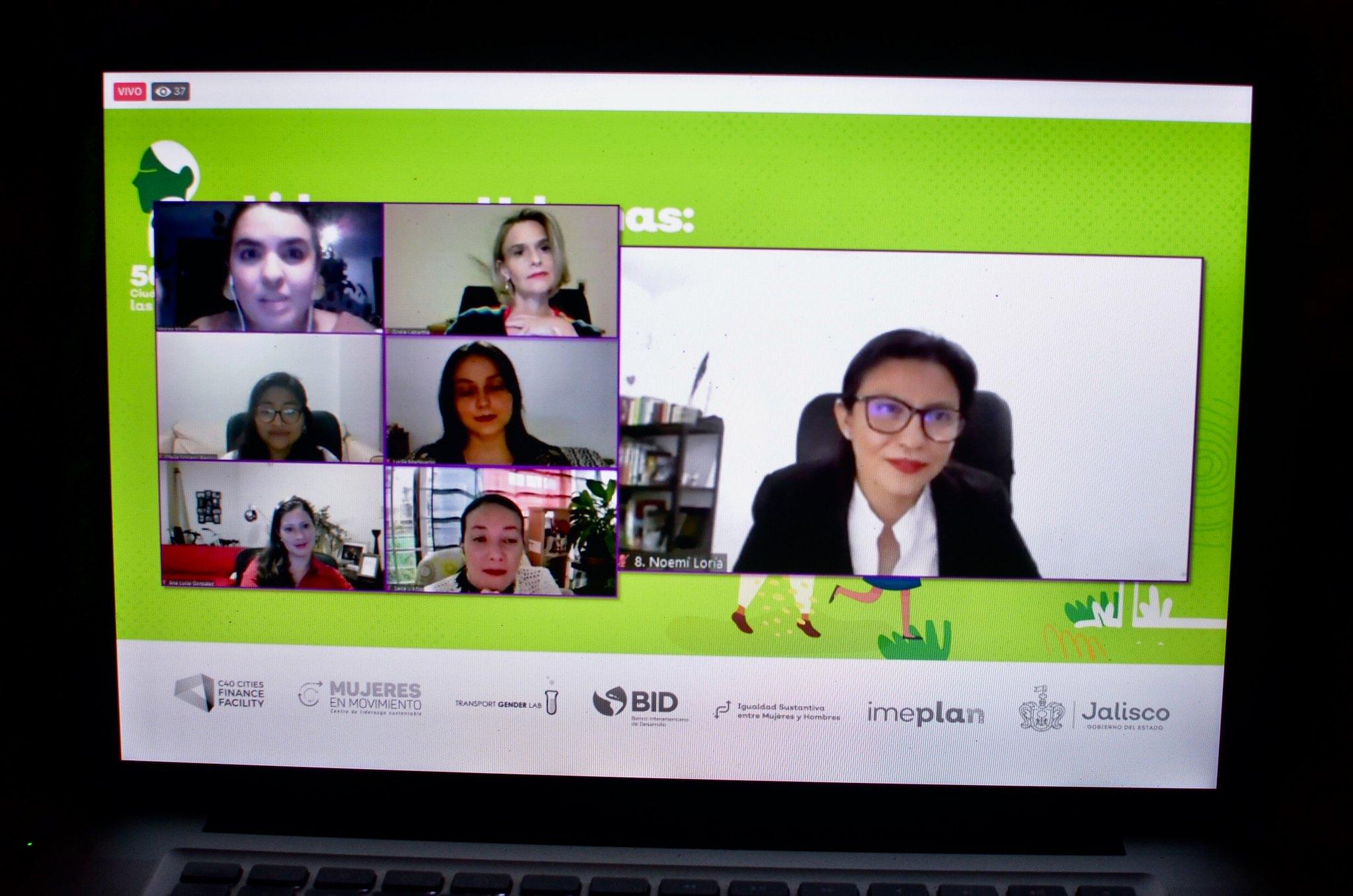 Concluye Congreso 50-50 Ciudades para las Mujeres
