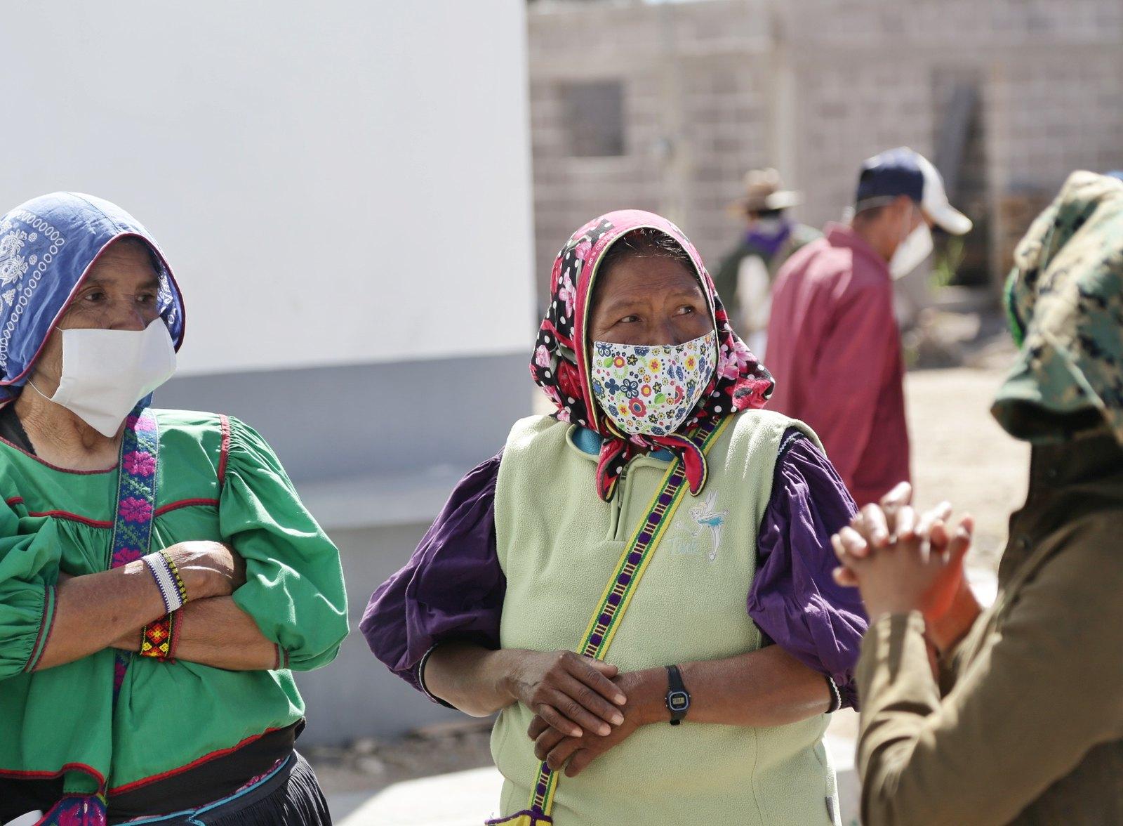 Entregan apoyos a artesanas y artesanos de la zona norte de Jalisco