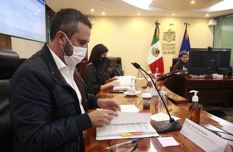 Consolida Jalisco instrumentos para acción climática