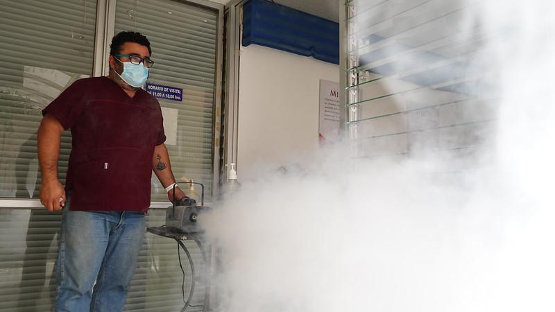 Supervisa Coprisjal asilos durante pandemia de COVID-19