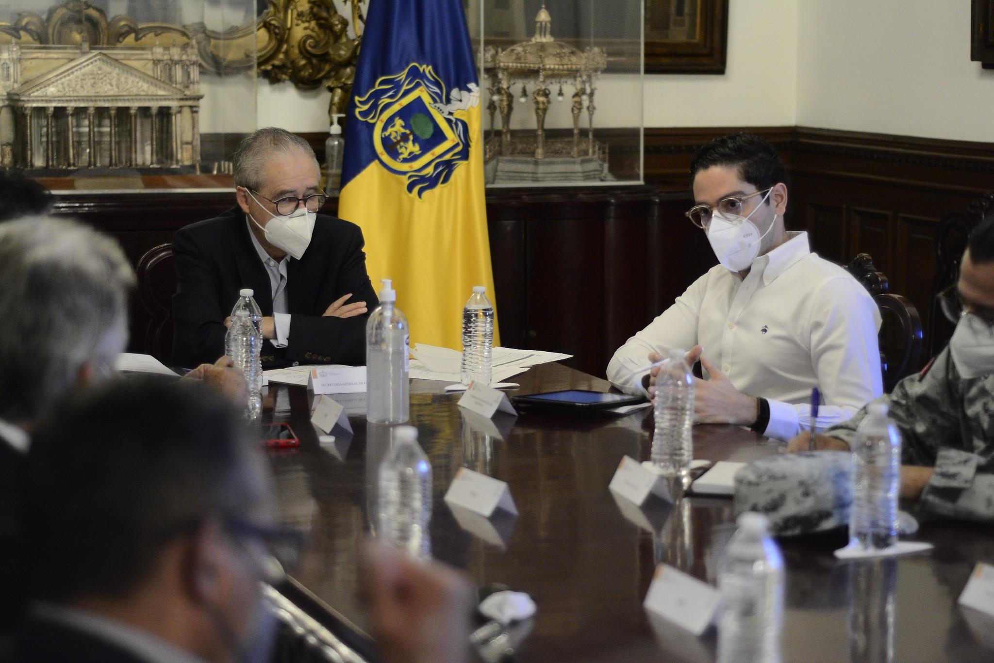 Gobierno de Jalisco refrenda disposición para trabajar en coordinación para un proceso electoral libre y seguro