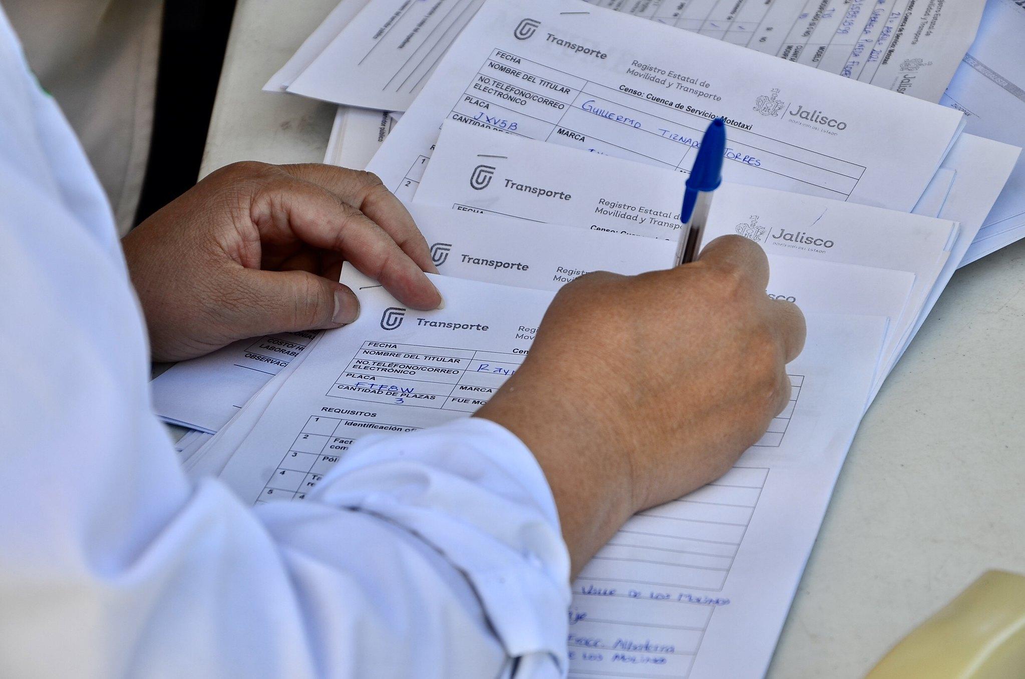 Durante la primera semana entregaron documentos 179 interesados en participar en las cuencas de servicio en Zapopan