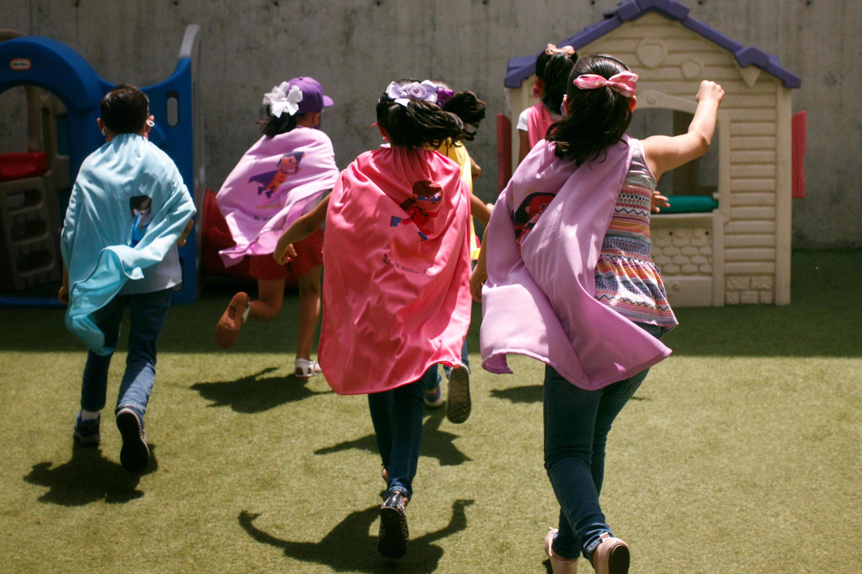 Heroínas y héroes de Villas Miravalle y Sueños y Esperanzas A.C. Unidos a la Semana de la Niñez