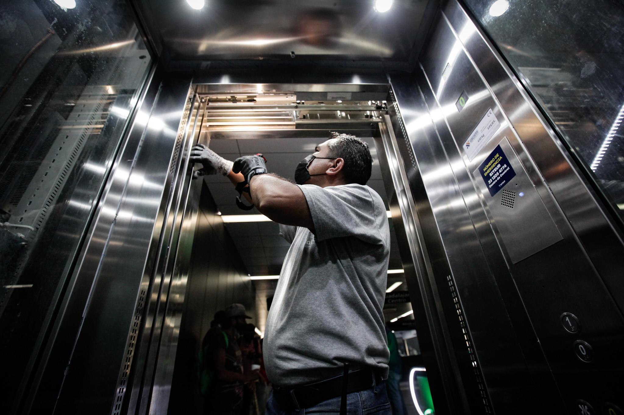 Siteur supervisa minuciosamente la seguridad, mantenimiento y control de la Línea 3 de Mi Tren
