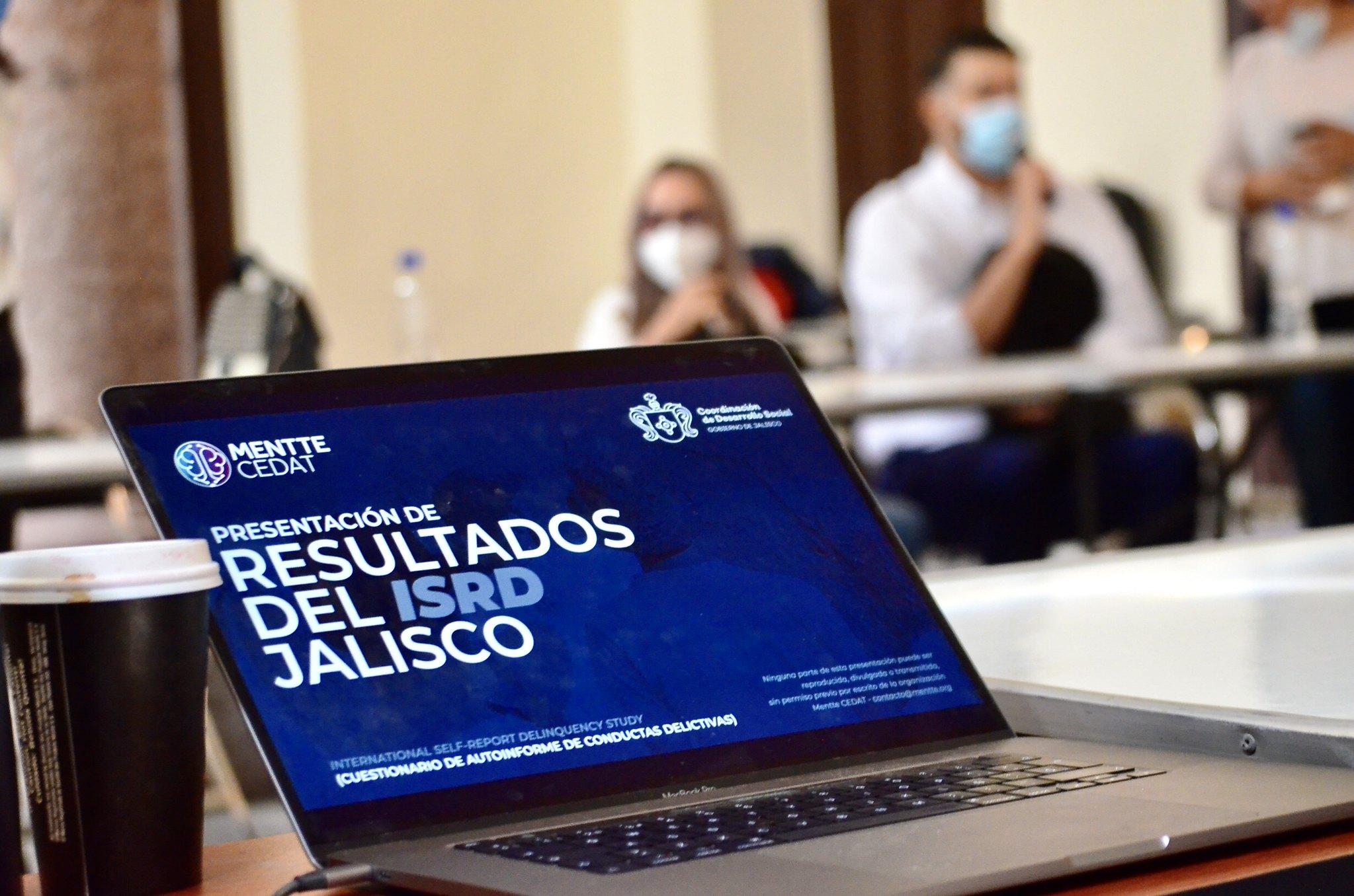 Resultados del ISRD Jalisco: Cuestionario de Autoinforme de Conductas Delictivas aplicado a jóvenes del Área Metropolitana de Guadalajara