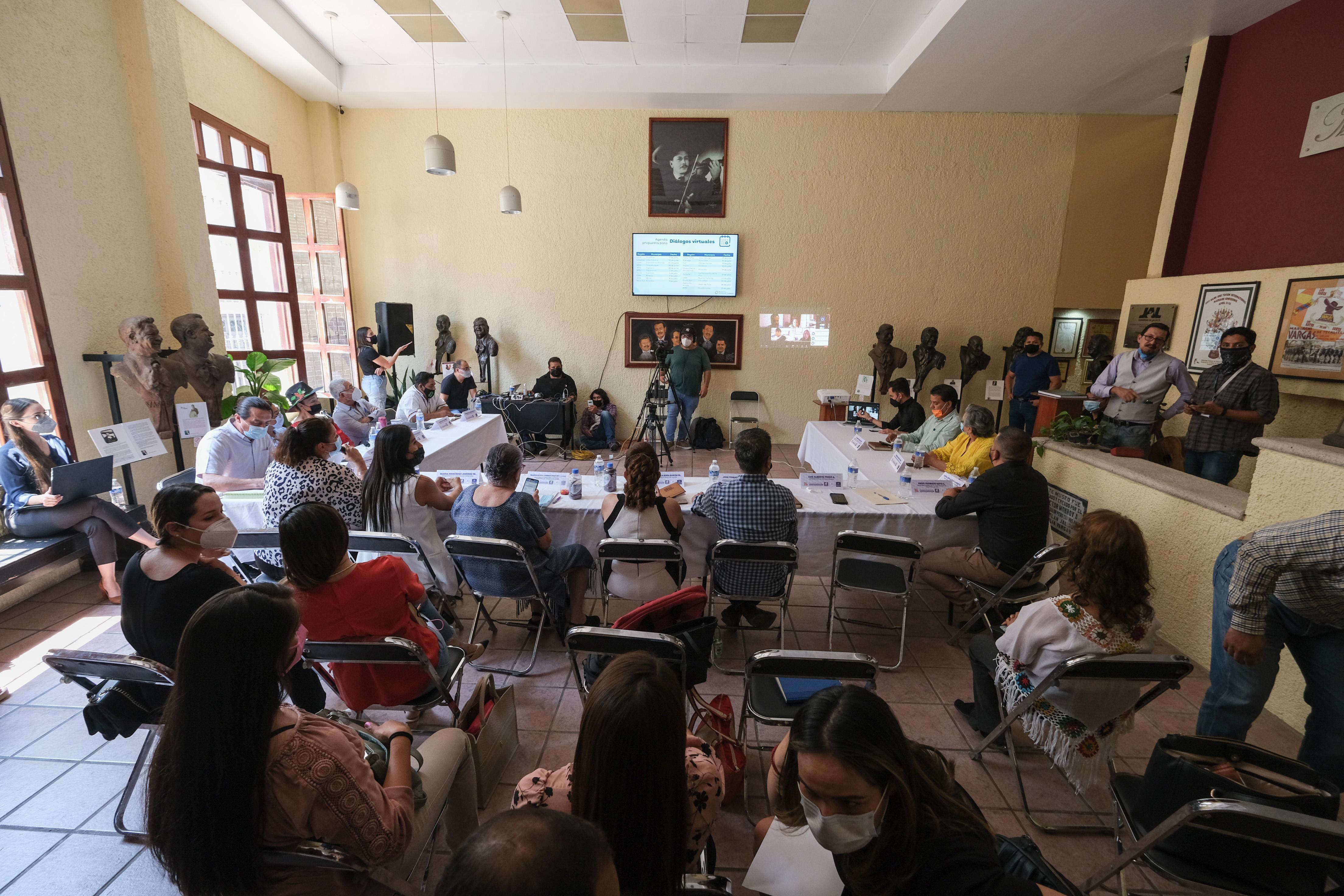 Realizan cuarta Sesión Ordinaria presencial del Consejo Estatal de Participación Ciudadana