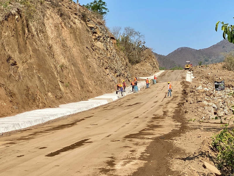 La carretera Autlán-Villa Purificación comenzará a operar a finales de este año