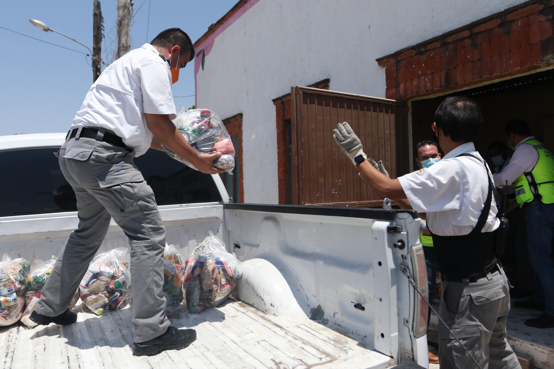 Prevenidos SSAS y DIF Jalisco ante la temporada de ciclones tropicales