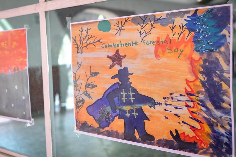 Semadet premia la creatividad de niños y niñas ganadores de concursos de dibujo infantil