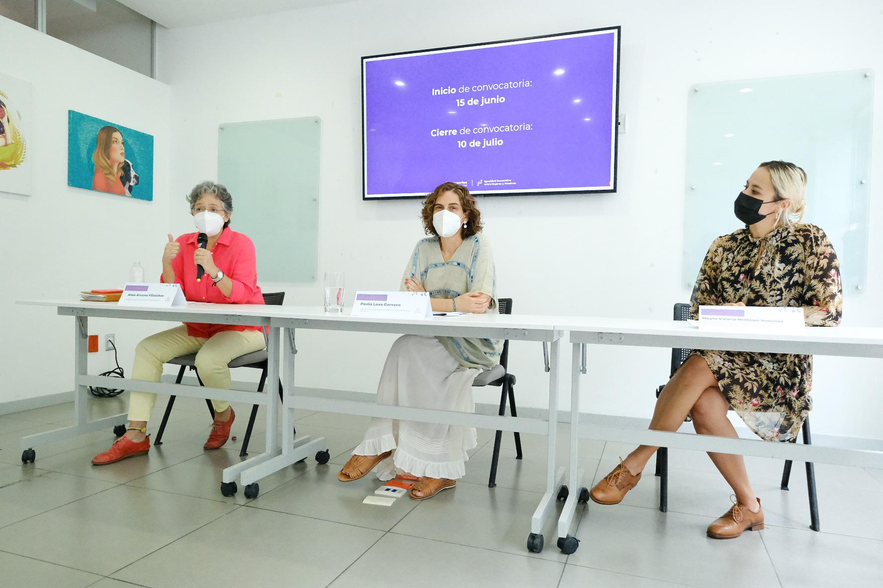 Lanza SISEMH convocatoria para el programa Empresarias de Alto Impacto