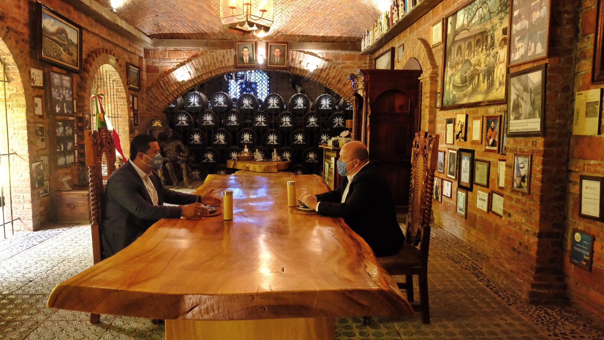 Firman Jalisco, Guanajuato y CRT convenio de cooperación para la sustentabilidad del Sector Tequilero
