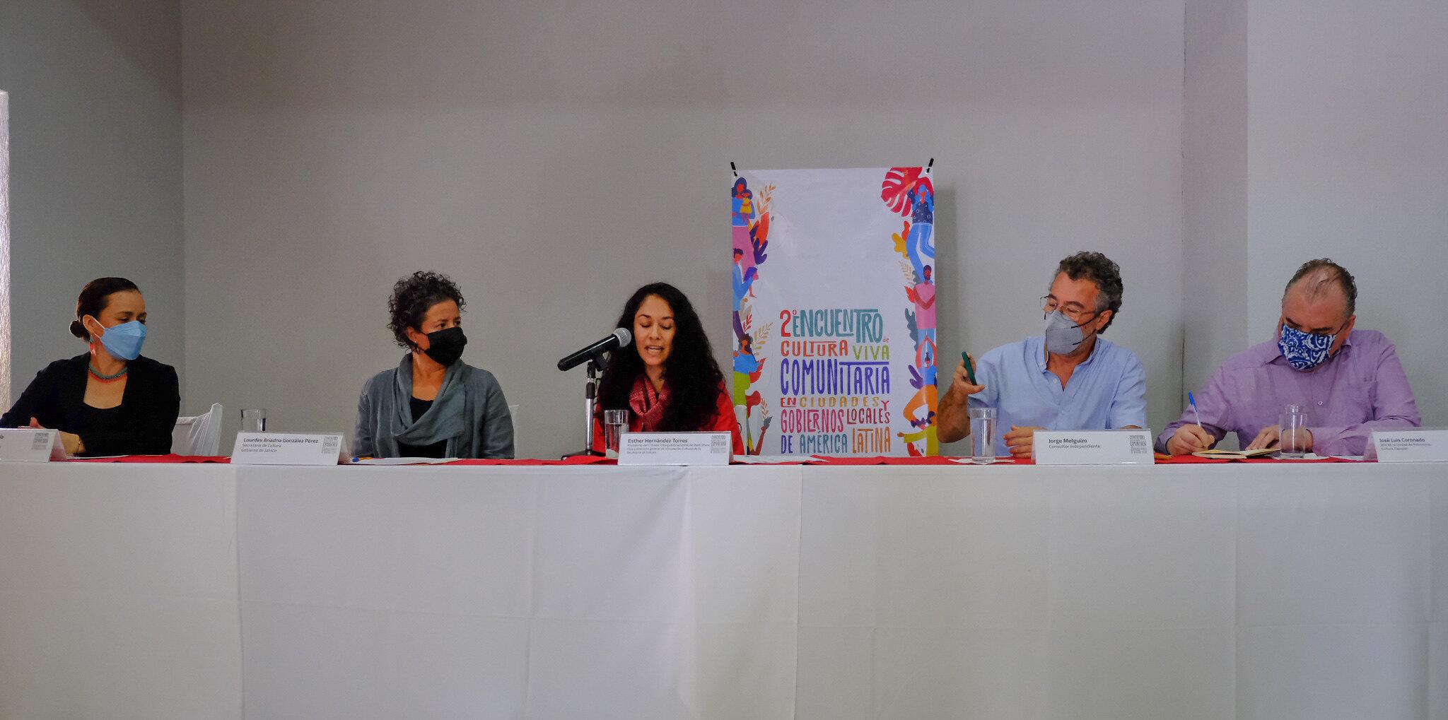 Anuncian el Segundo Encuentro de Cultura Viva en Ciudades y Gobiernos Locales de América Latina