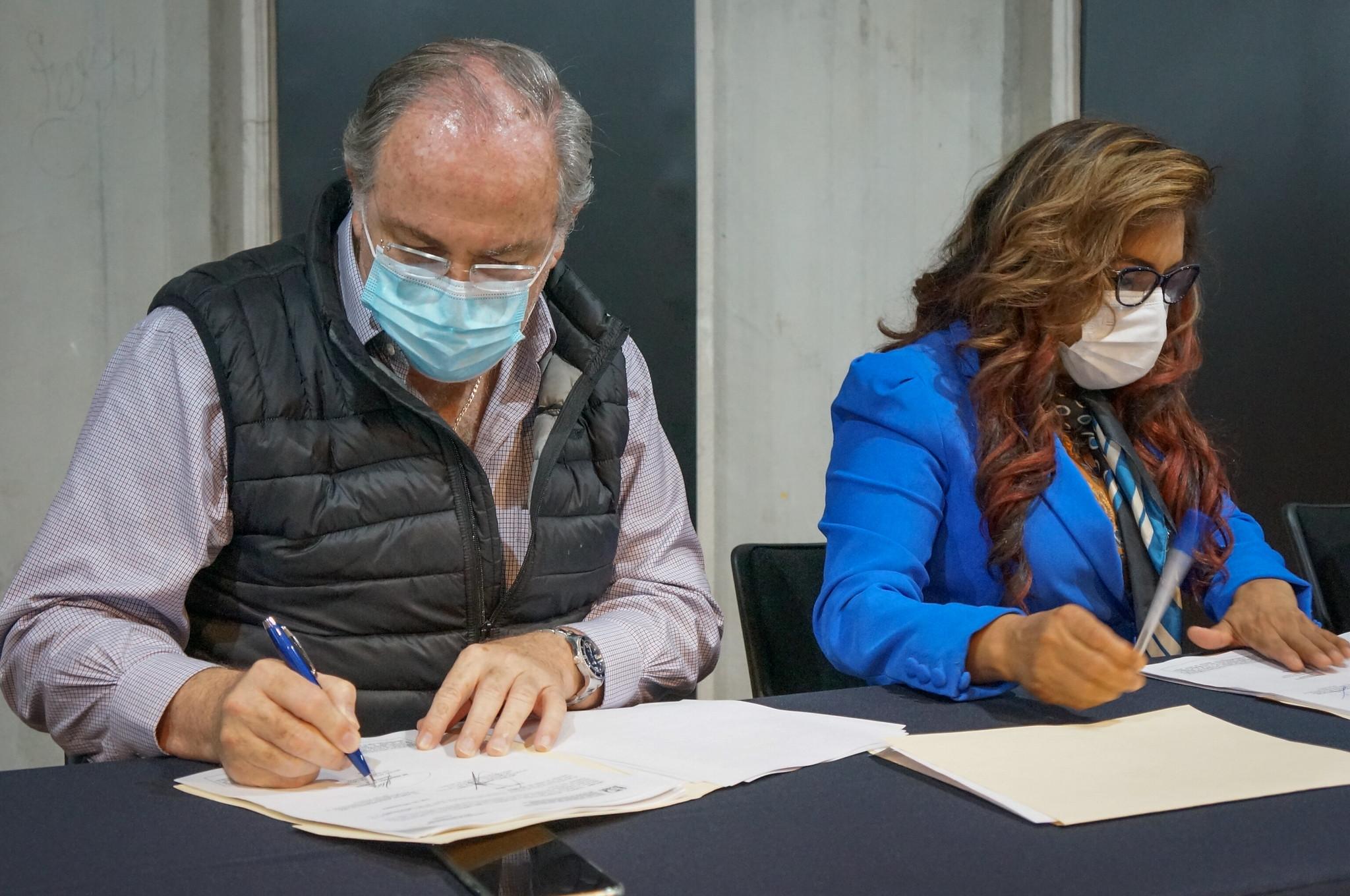 Firman IMSS en Jalisco y OPD Servicios de Salud  convenio de subrogación que beneficiará a 23 mil derechohabientes