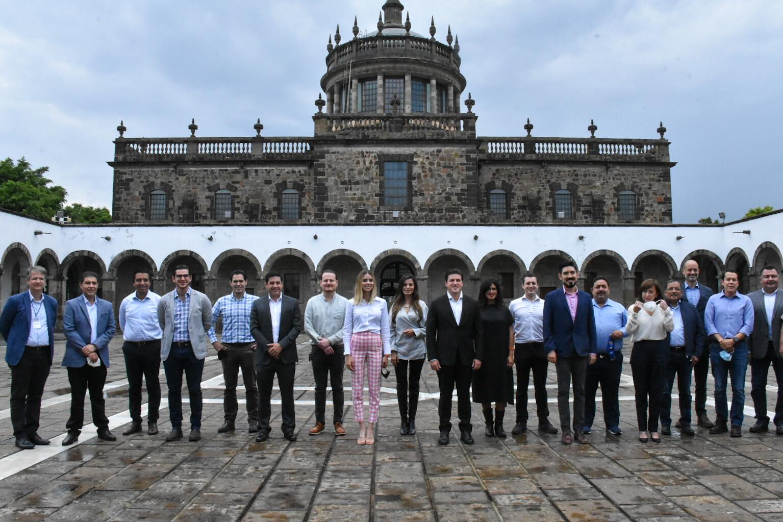 Alcaldes electos de la Zona Metropolitana de Monterrey toman acuerdos en la Coordinación Metropolitana acompañados por IMEPLAN