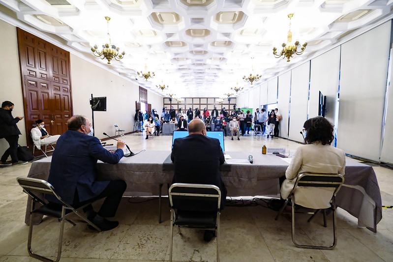 Descarta Gobernador saturación de hospitales ante nuevos casos de COVID-19 en Jalisco