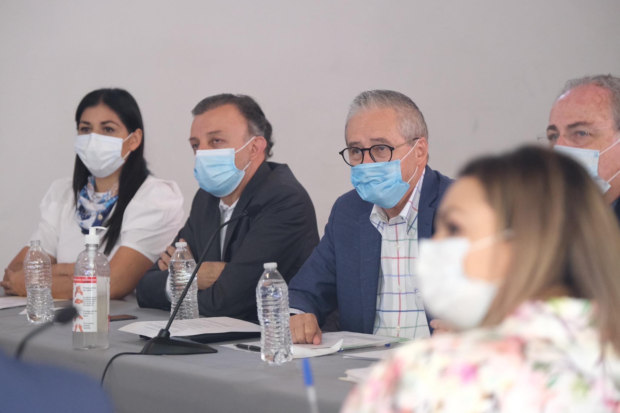 Gobierno de Jalisco y municipios refuerzan medidas sanitarias para prevenir contagios por COVID-19