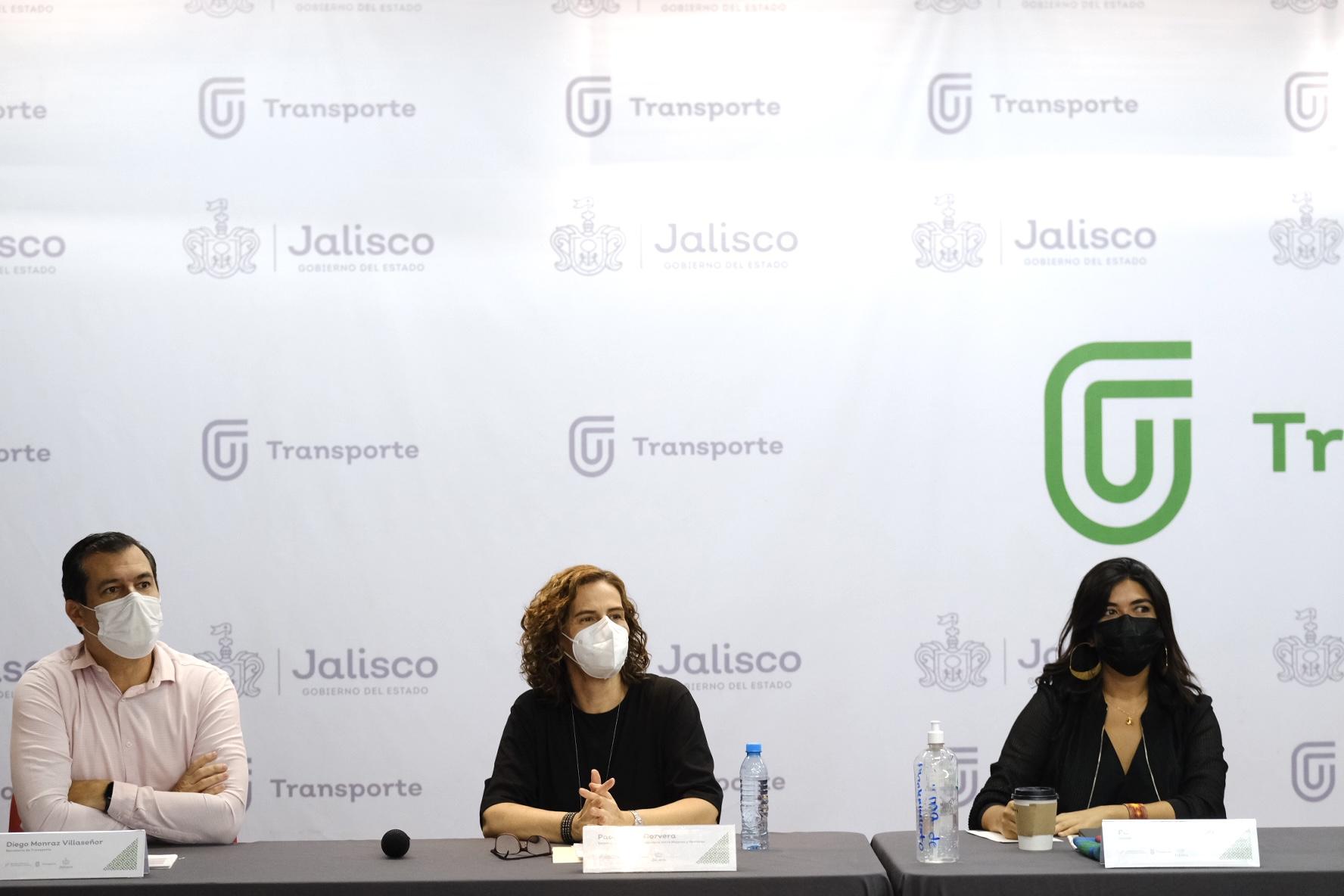 Gobierno de Jalisco lanza convocatoria para Mujeres Conductoras