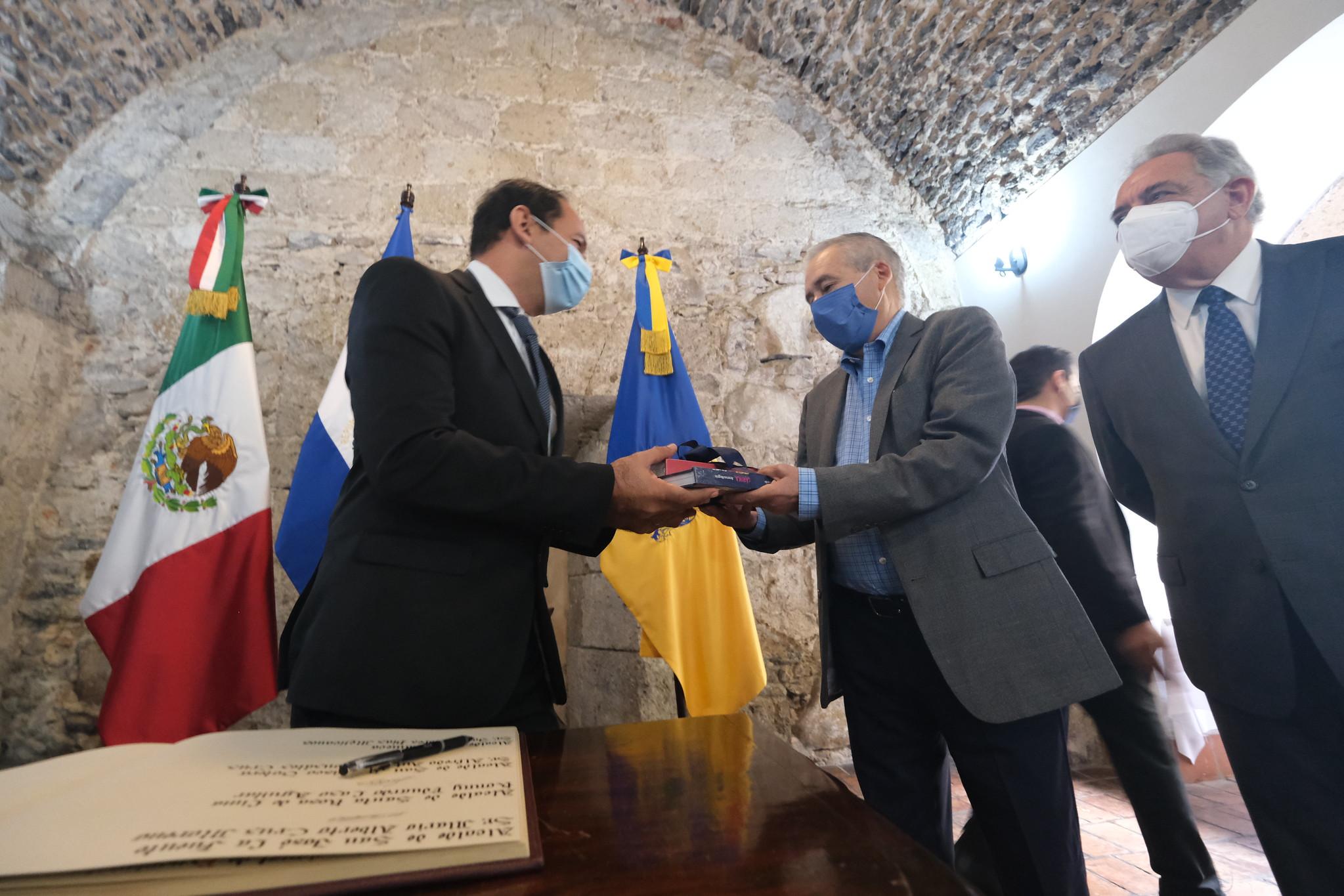 Jalisco consolida cooperación con El Salvador en materia de residuos