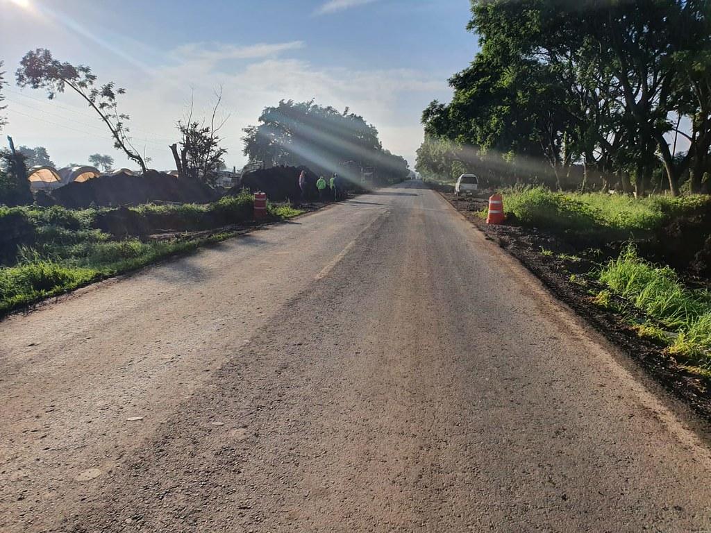El Gobierno de Jalisco concluye dos obras de reconstrucción de carreteras estatales afectadas por socavones