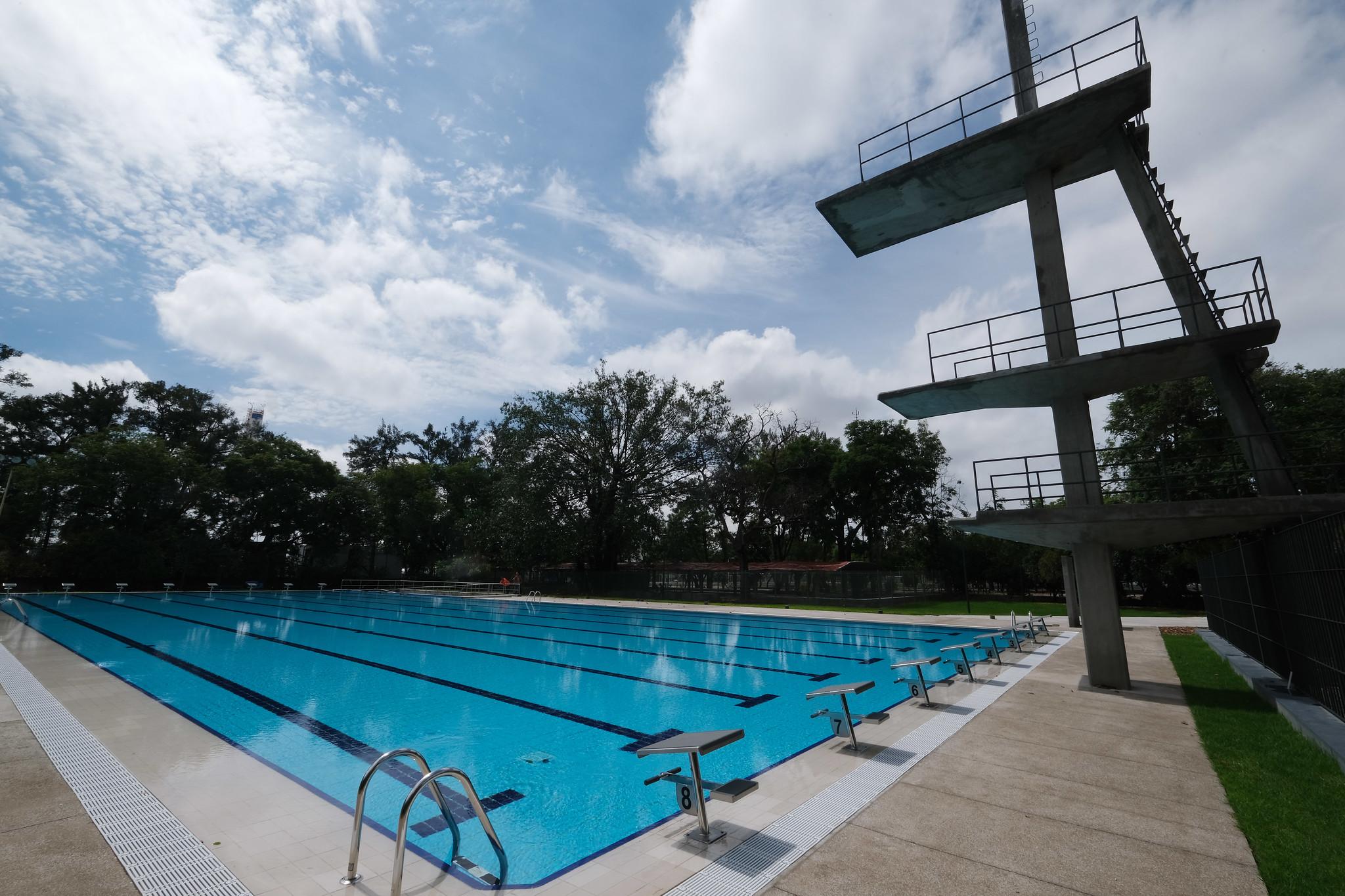 La transformación de la Unidad López Mateos incluye infraestructura especializada para atletas paralímpicos