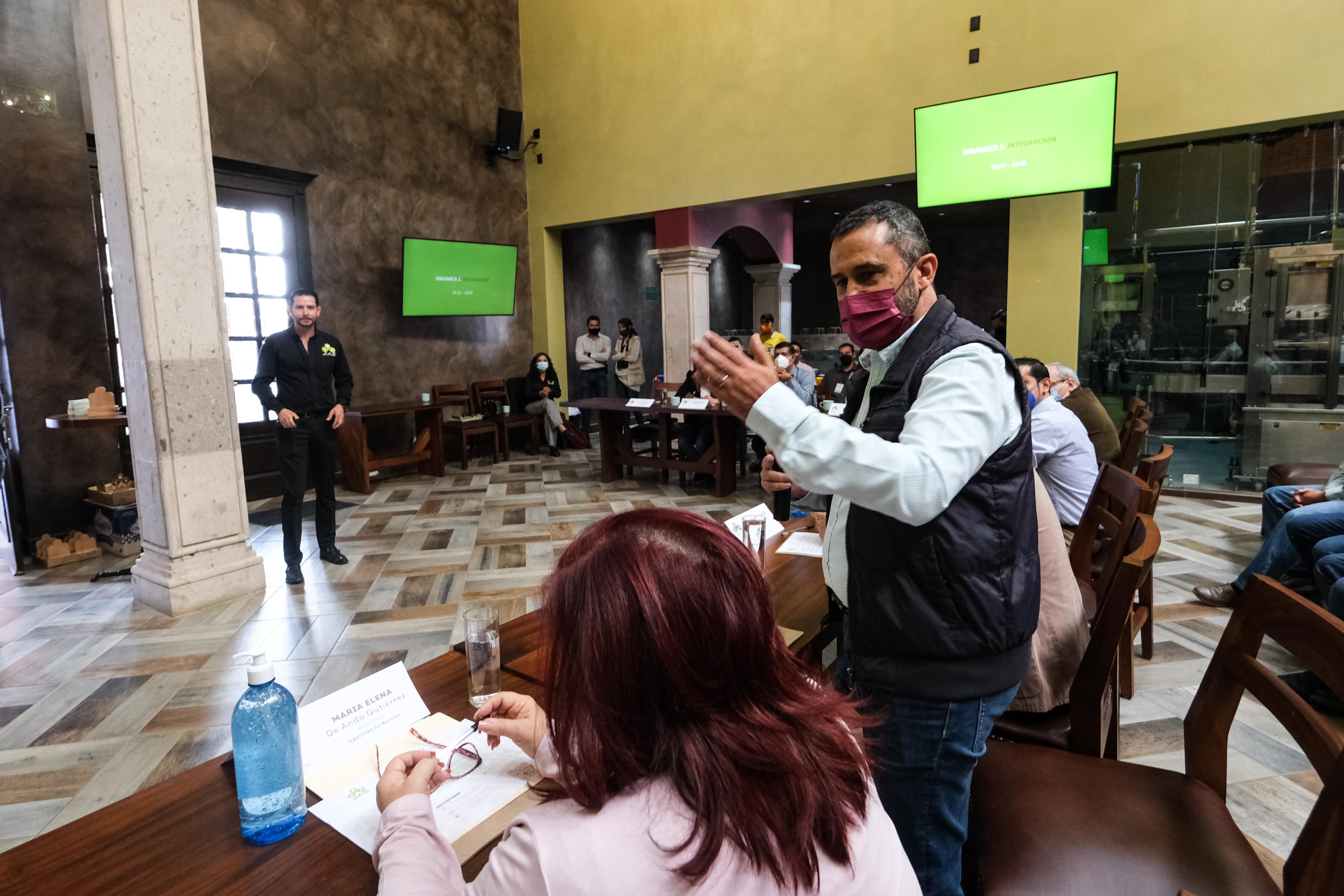 Finalizan talleres de transición en Juntas Intermunicipales de Medio Ambiente